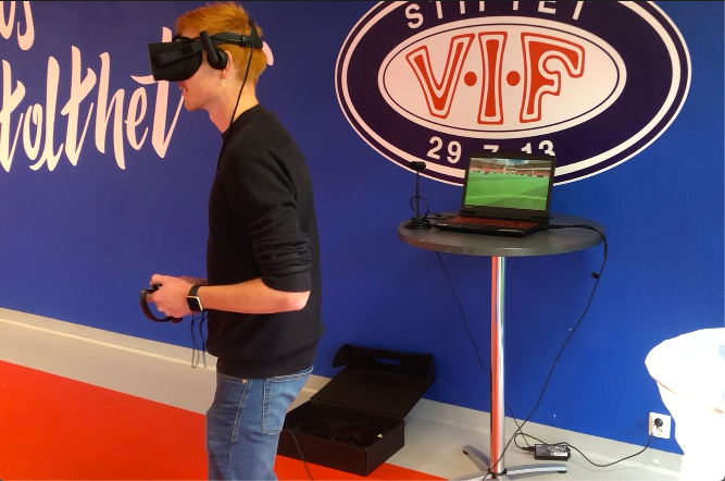 Be Your Best - VR training