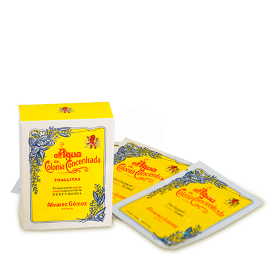 Agua de Colonia scented tissues