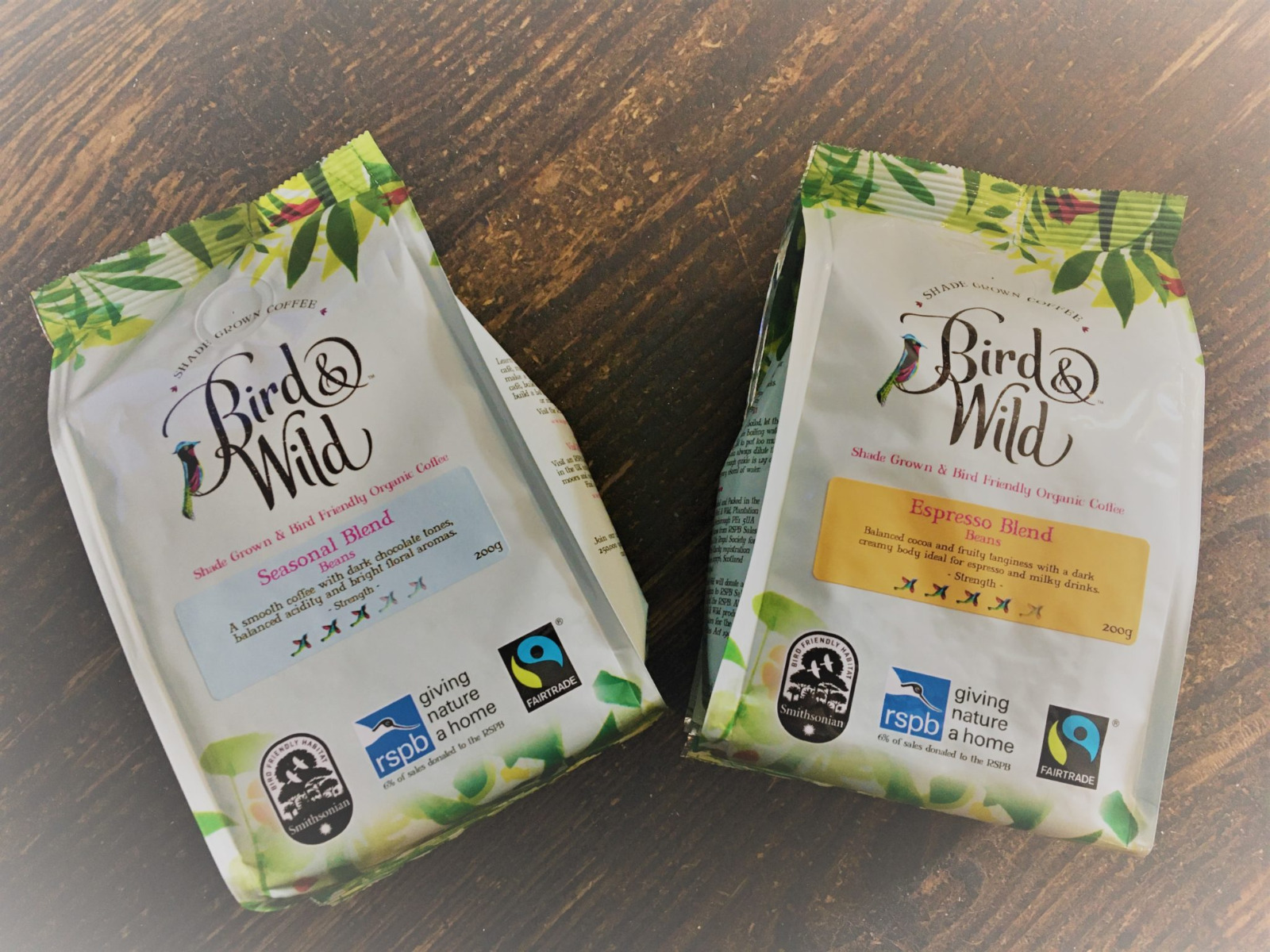 Bird & Wild Coffee (and why we are wild for it!)