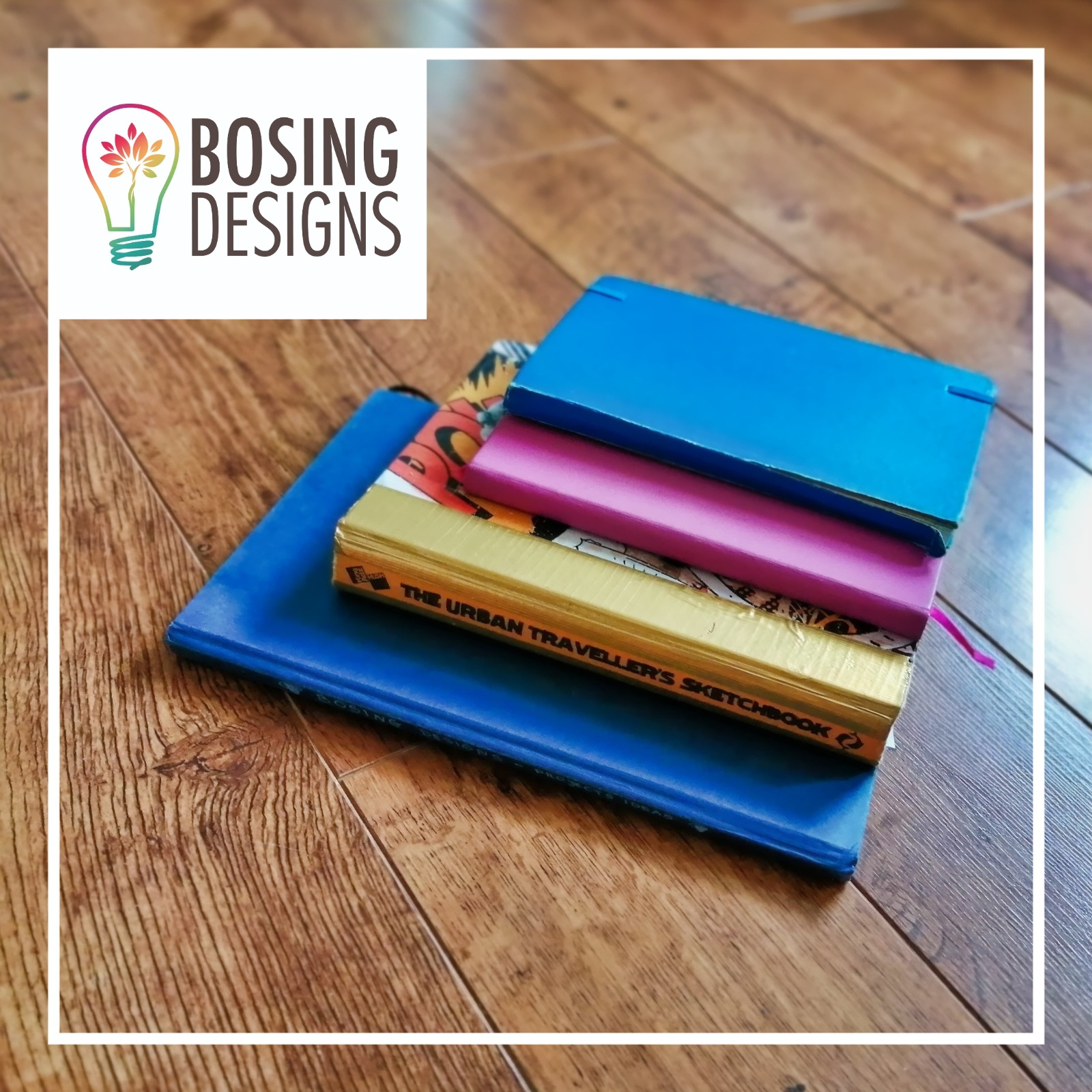We are often asked where the name of BOSING DESIGNS came from?💡🌳