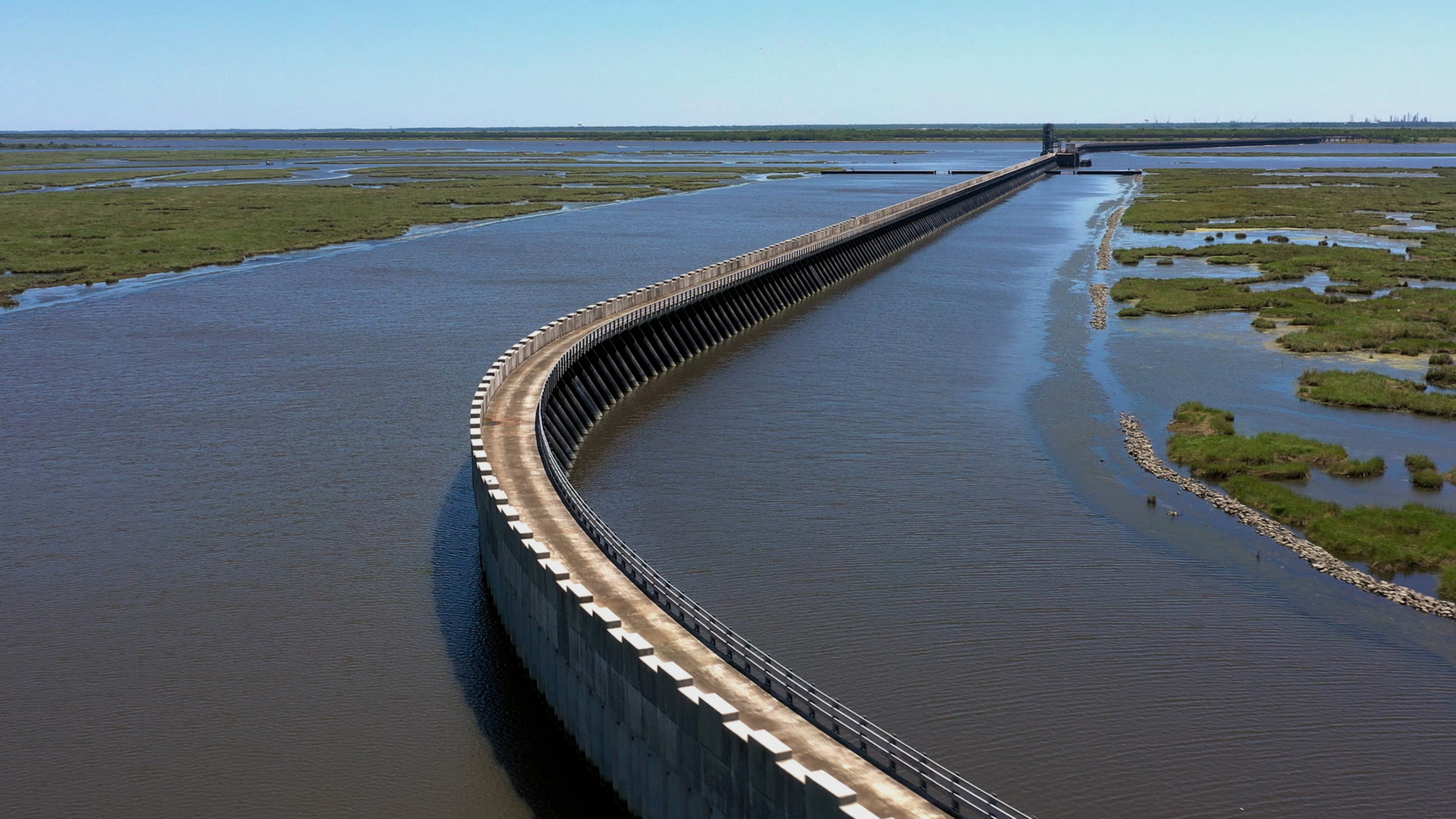 New Orleans flood protection system