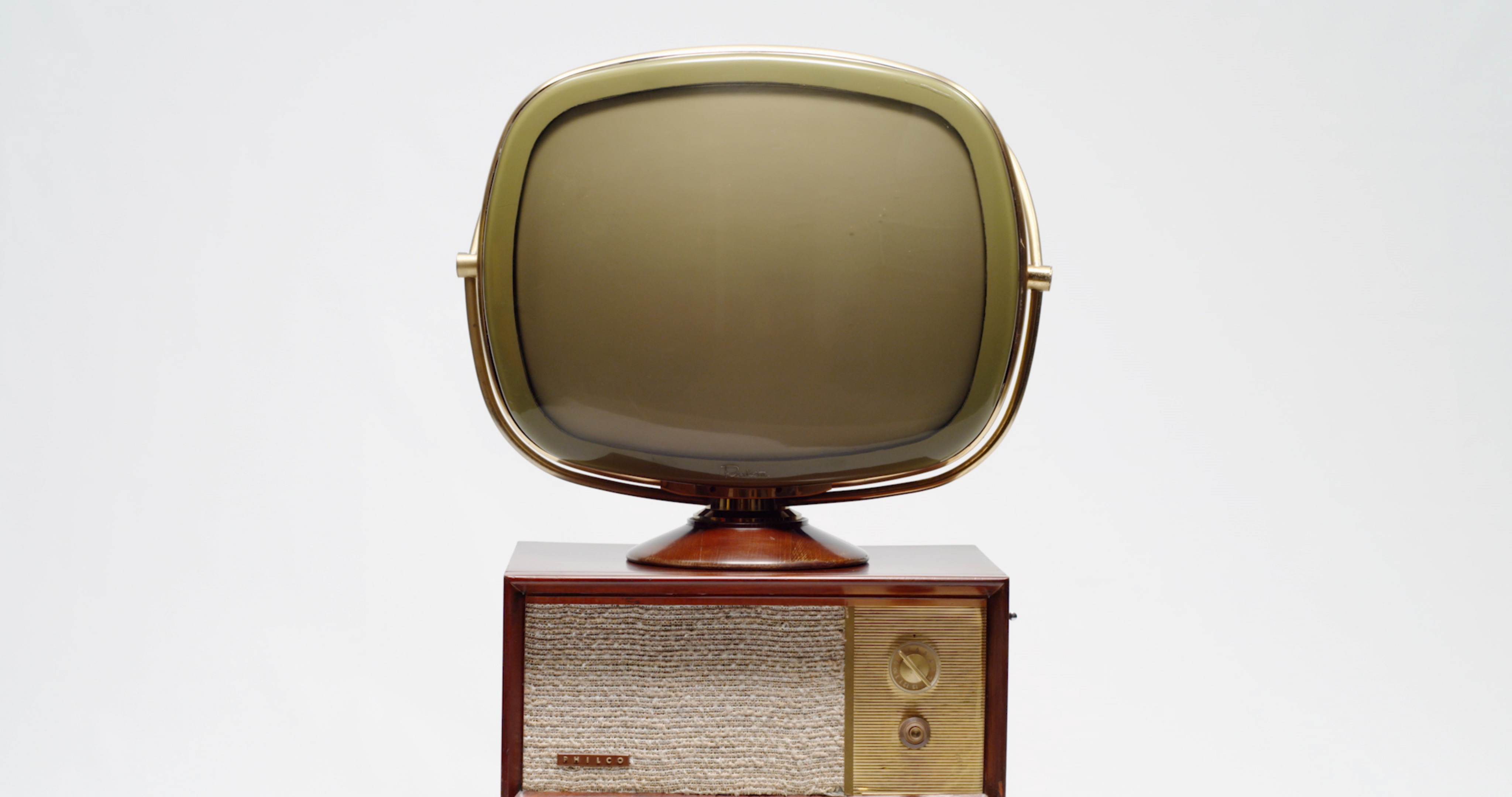 Philco Predicta footage