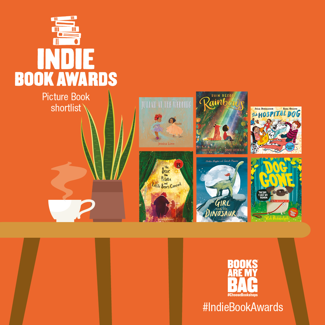 Indie Book Awards 2021 (picture book)