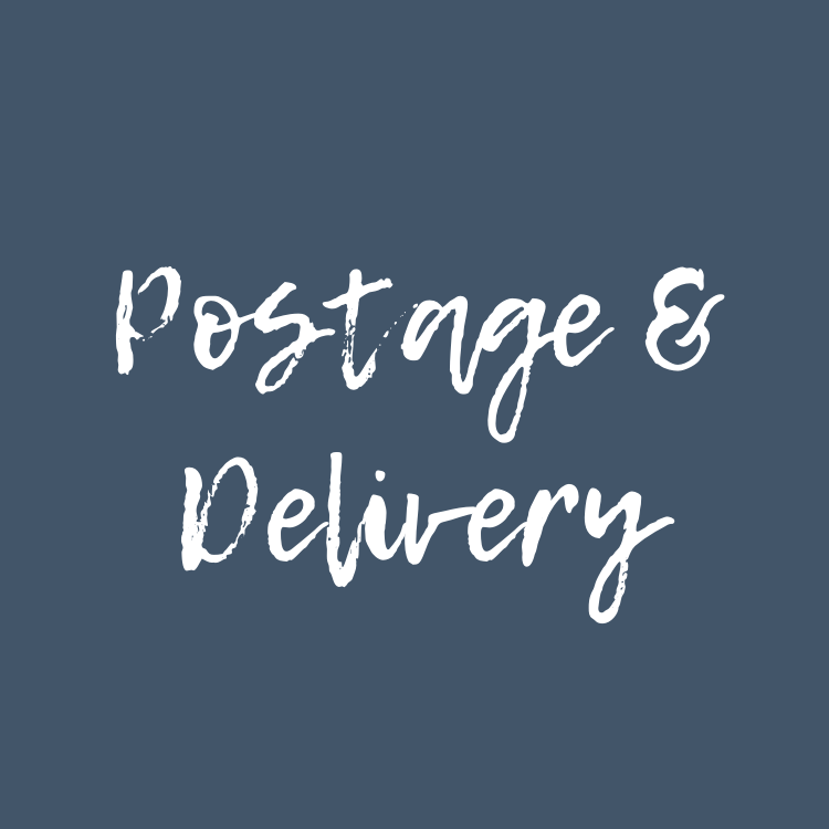 Postage & Delivery