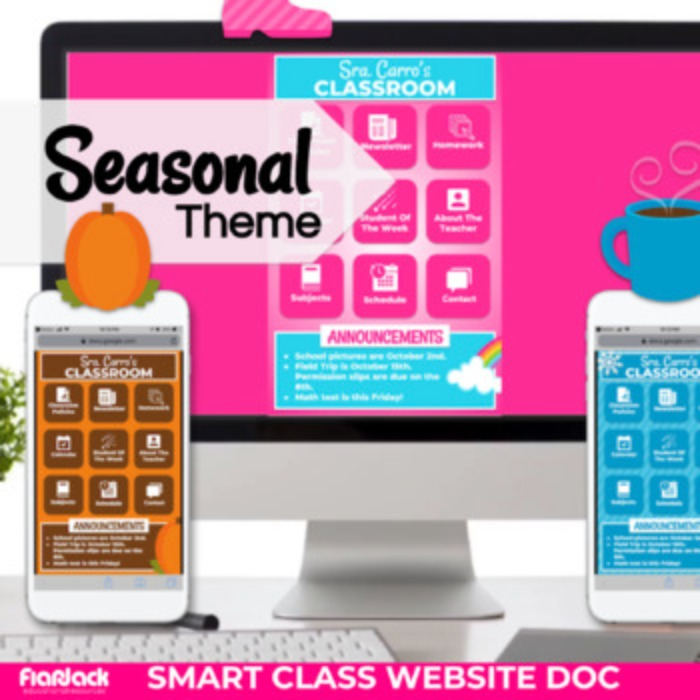 Smart Class Websites