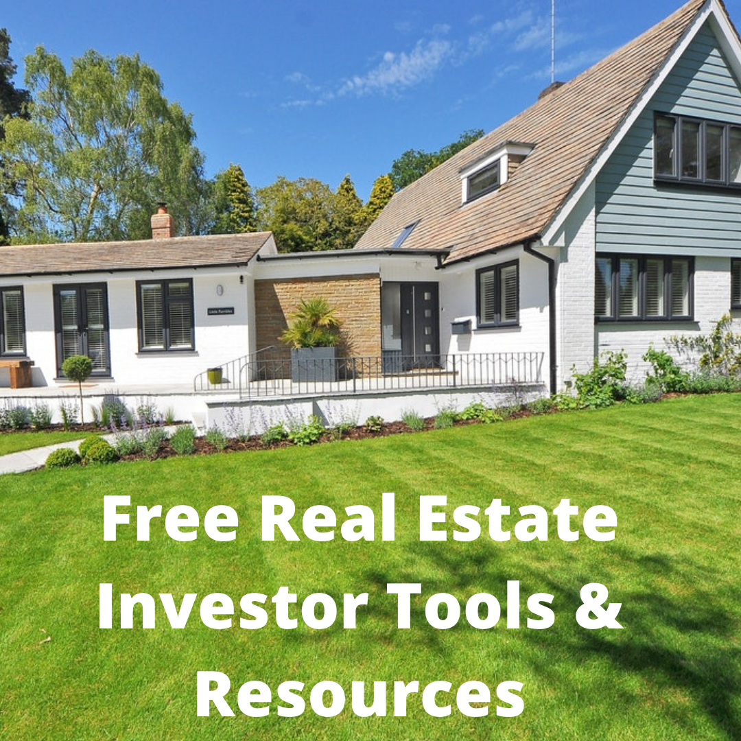 Free Real Estate Investor Resources