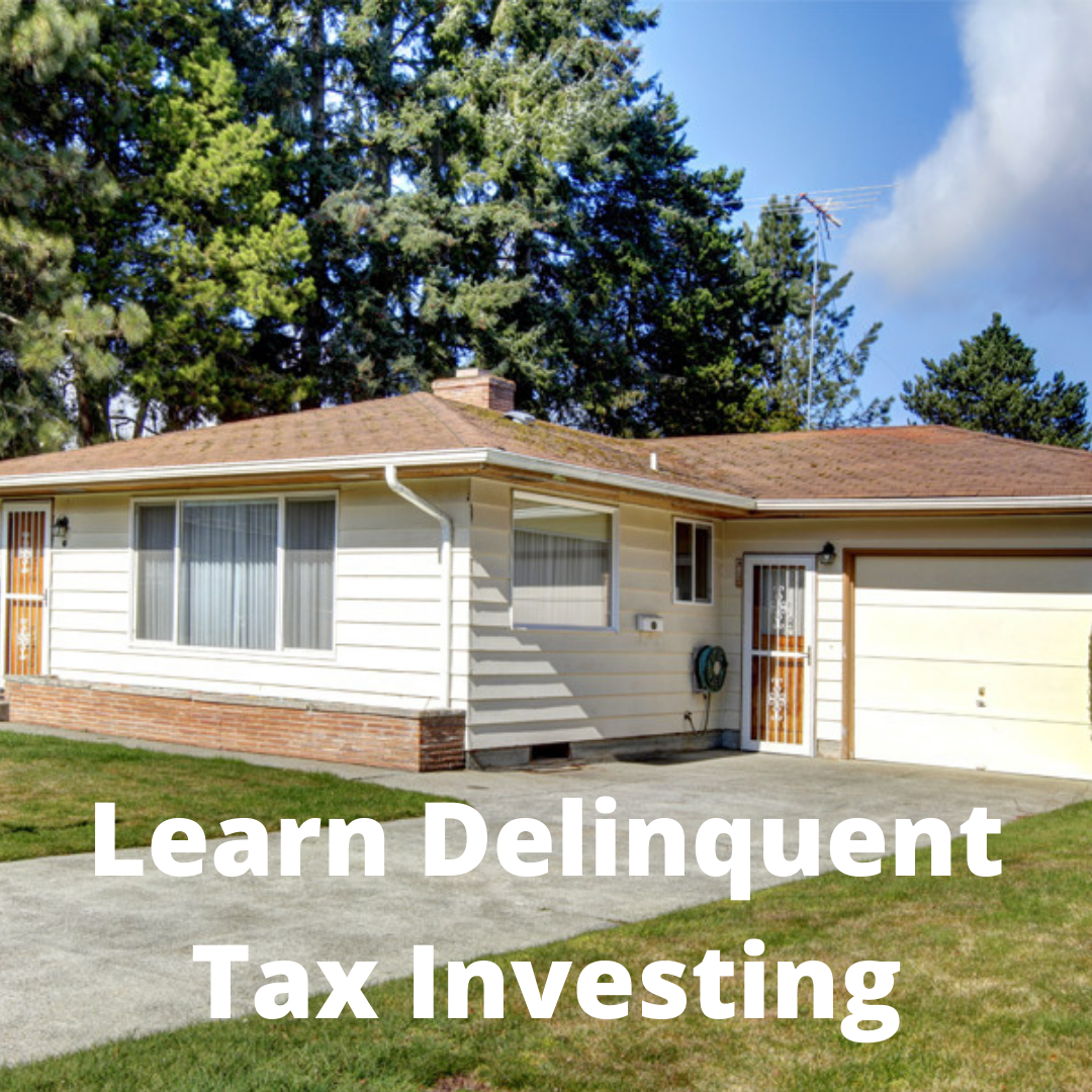 Delinquent Tax Investing