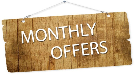Monthly Offers