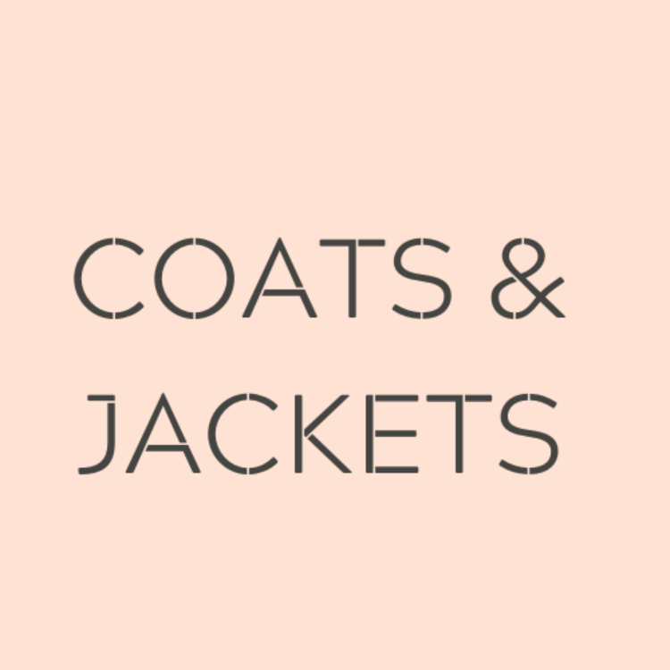 Coats and Jackets