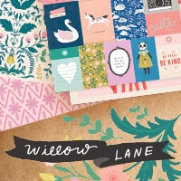 Crate Paper - Willow Lane
