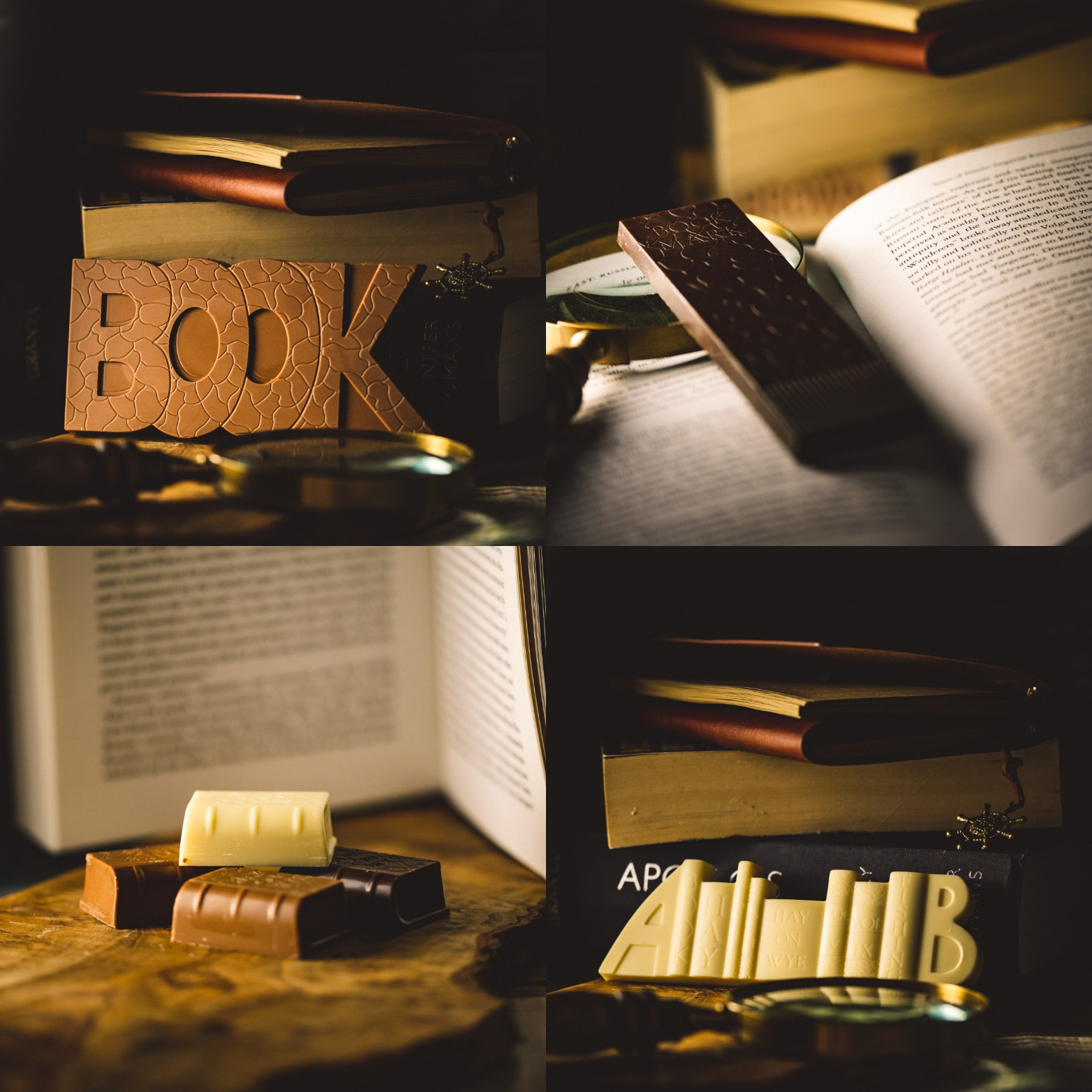 Book Chocolates