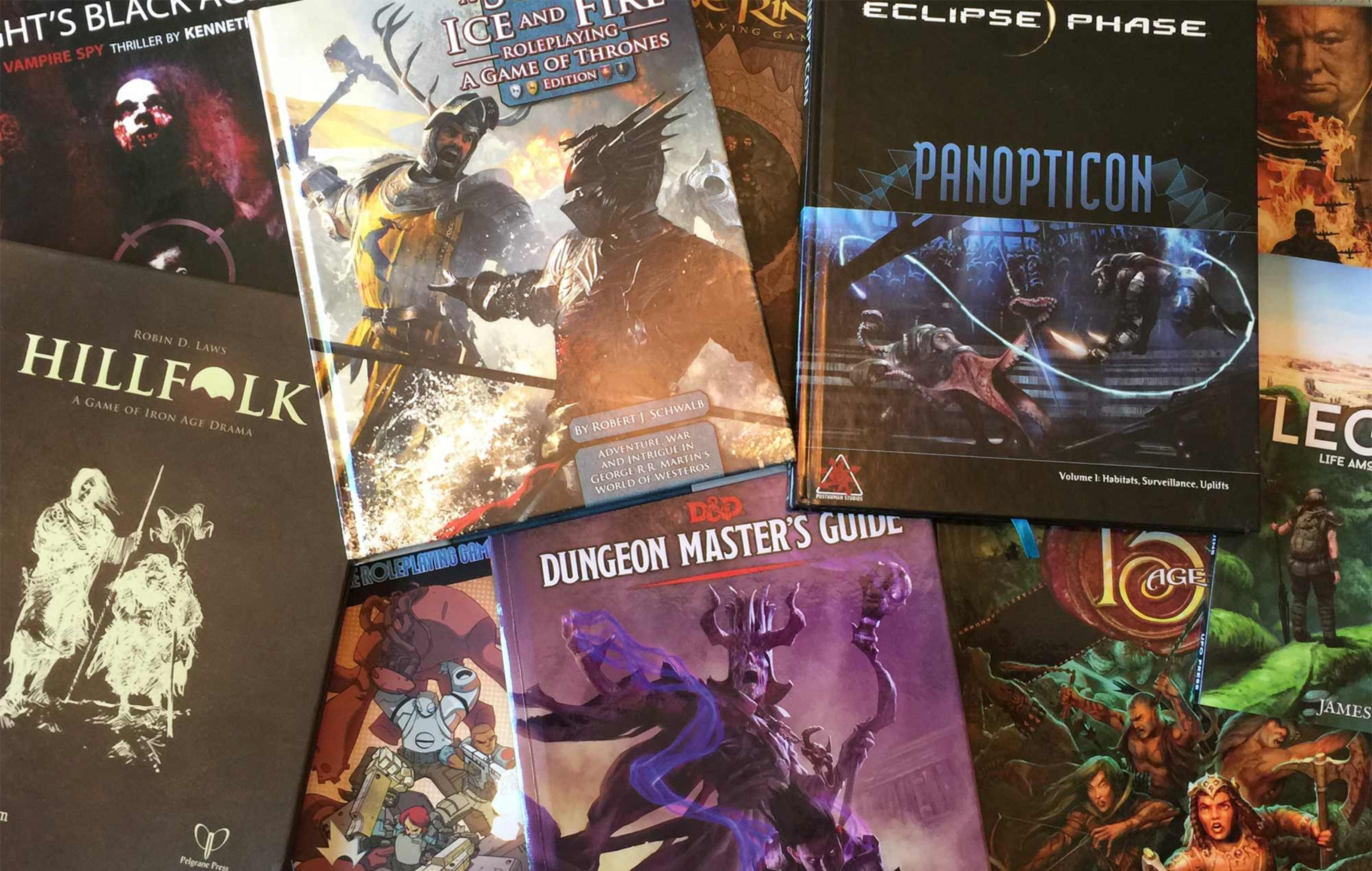 Other RPGs