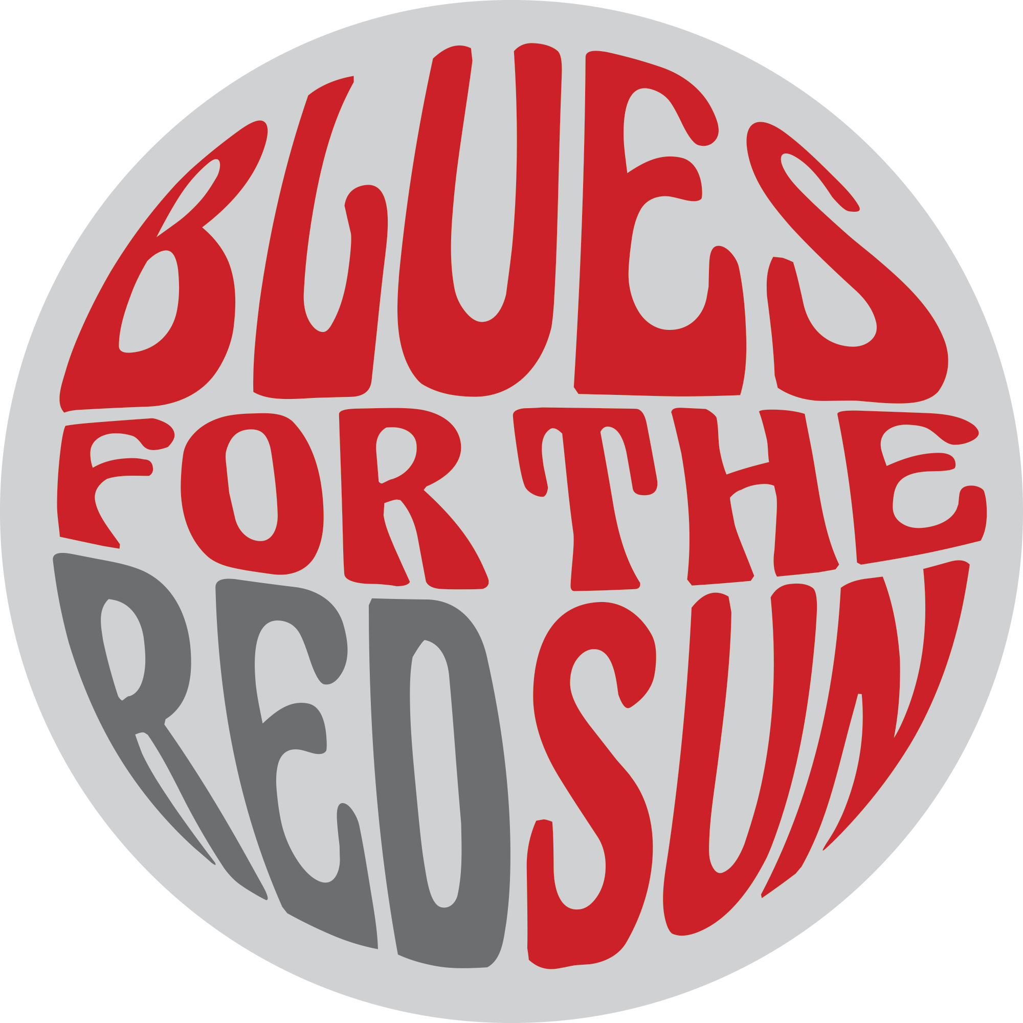 Blues for the Red Sun