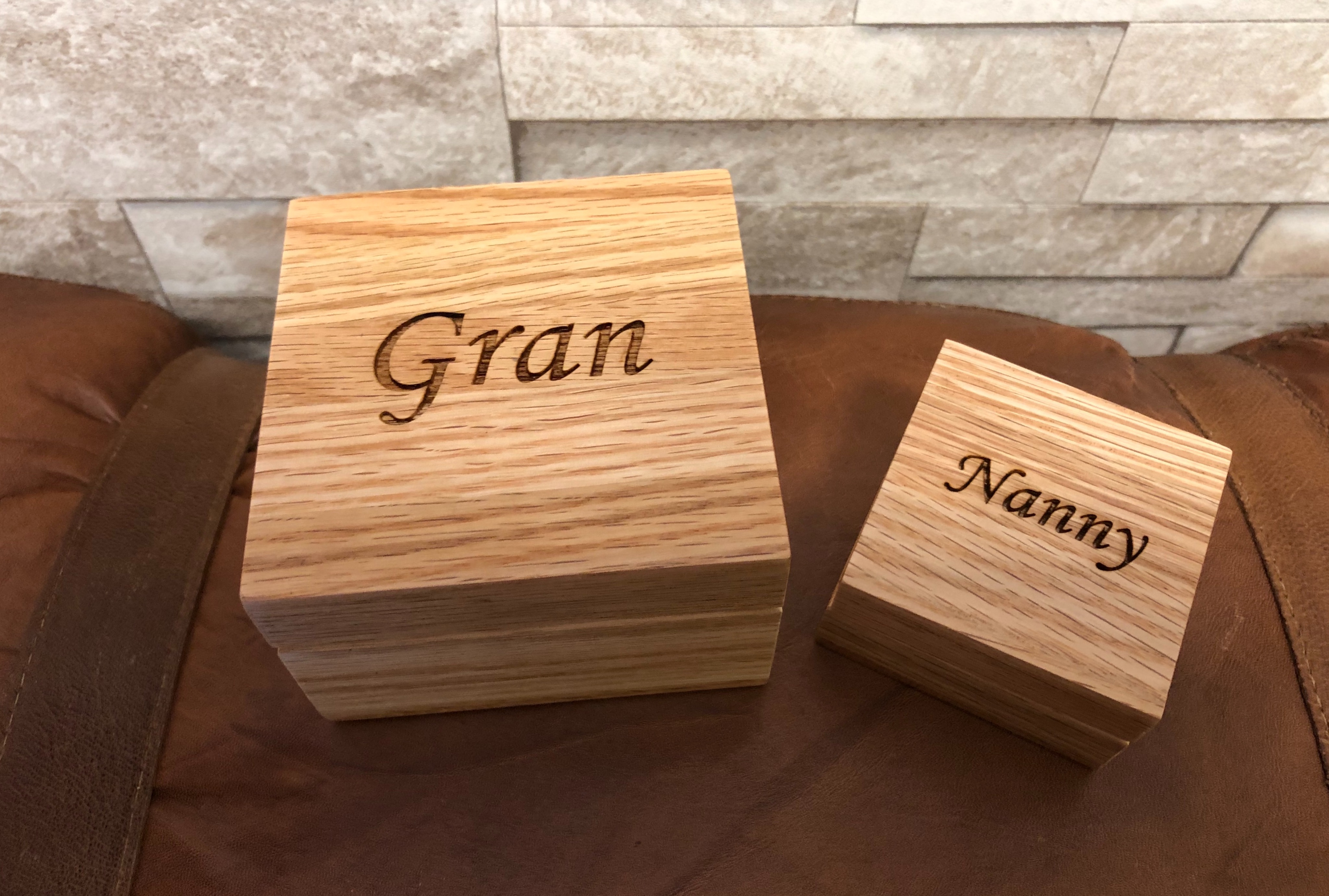 Engraved Personalised Items