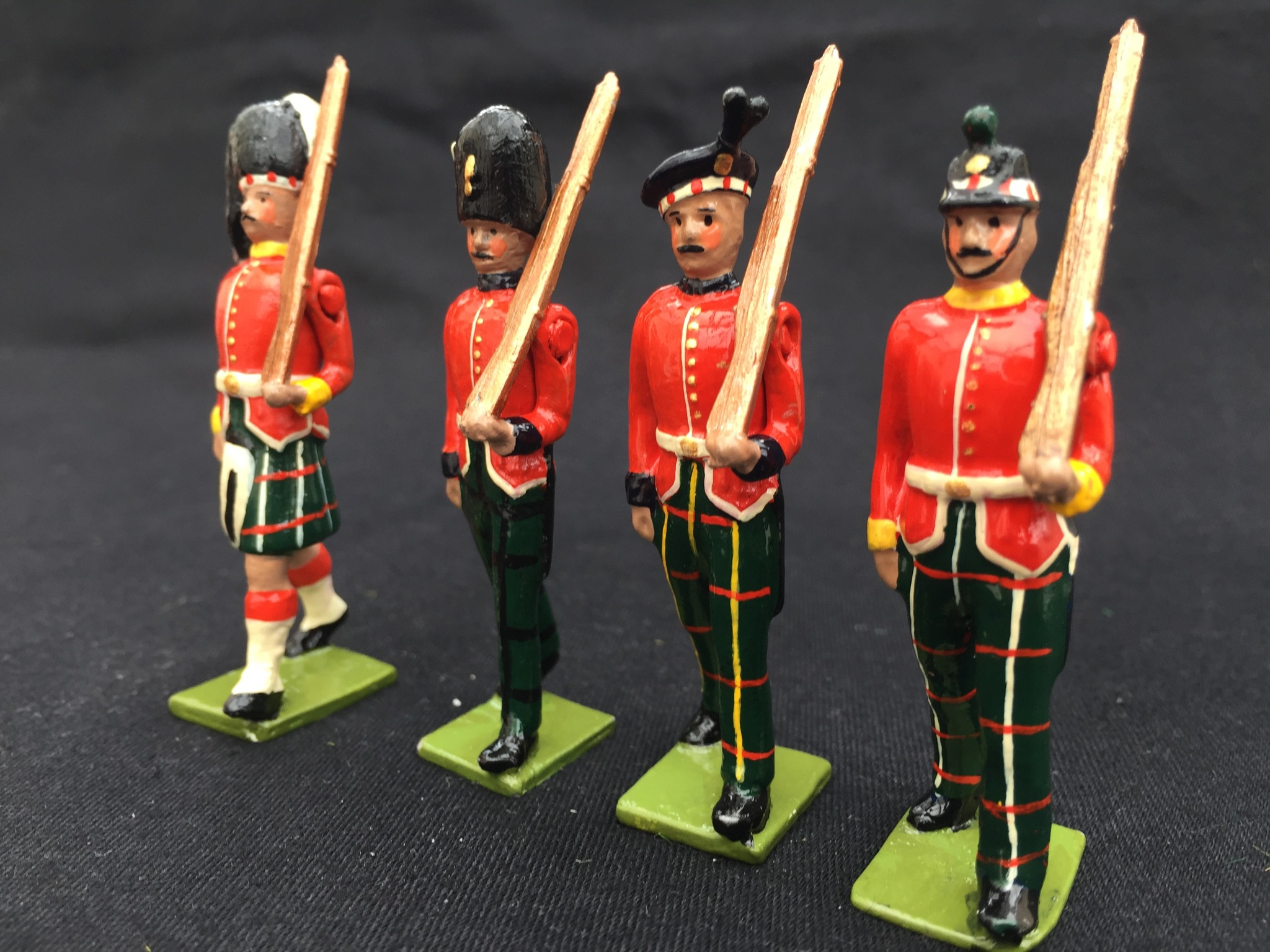 British Army - Scottish Regiments
