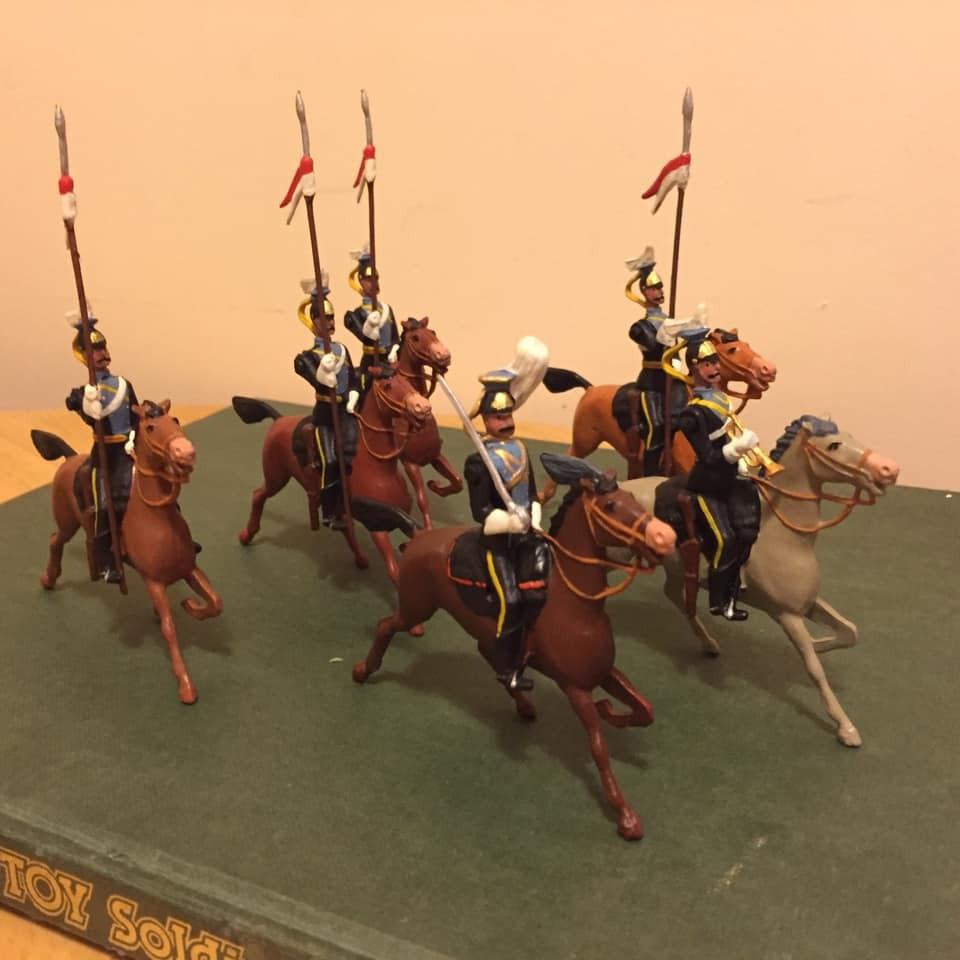 Types of the British Cavalry