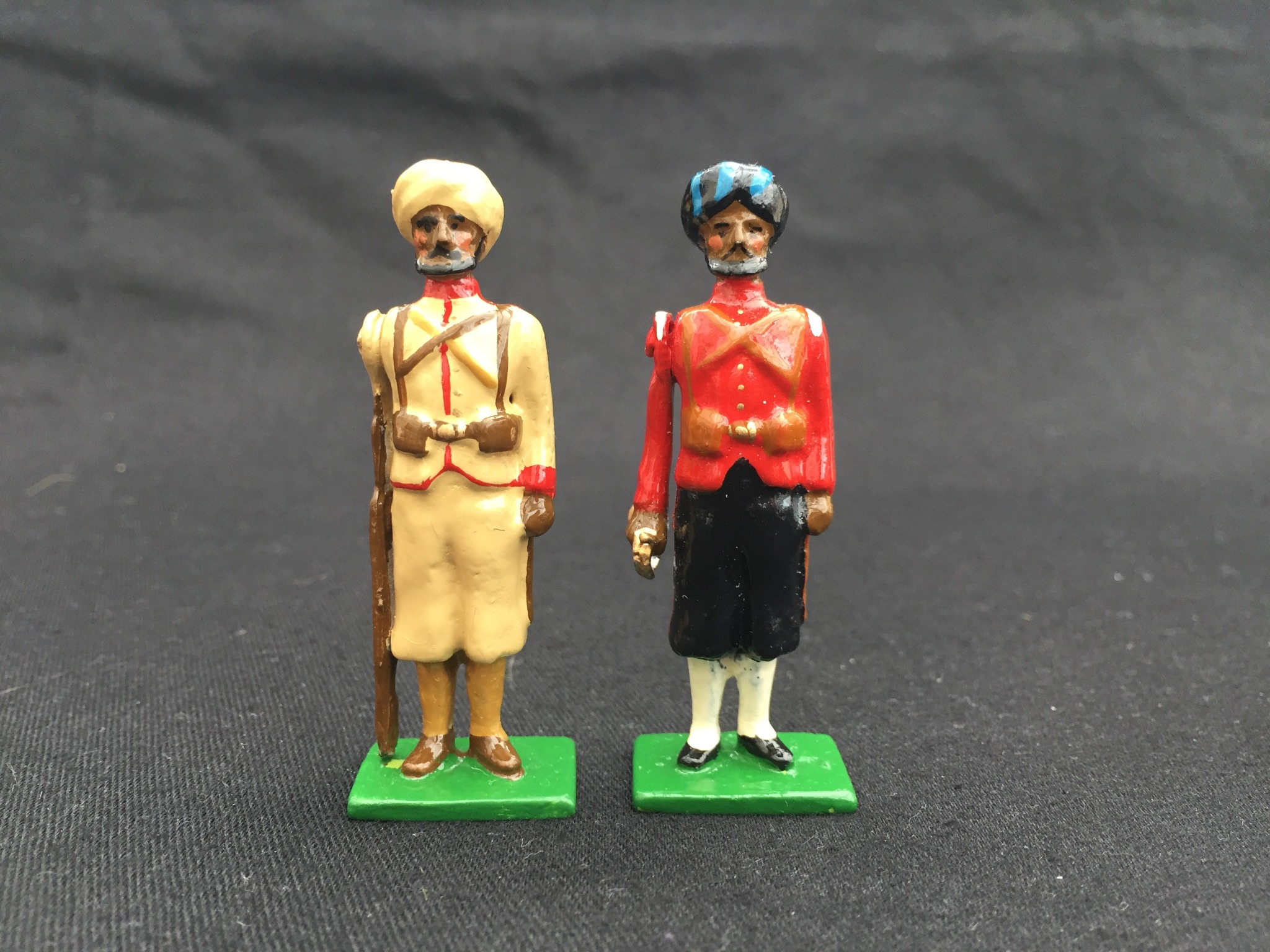 Britains Style Indian Army