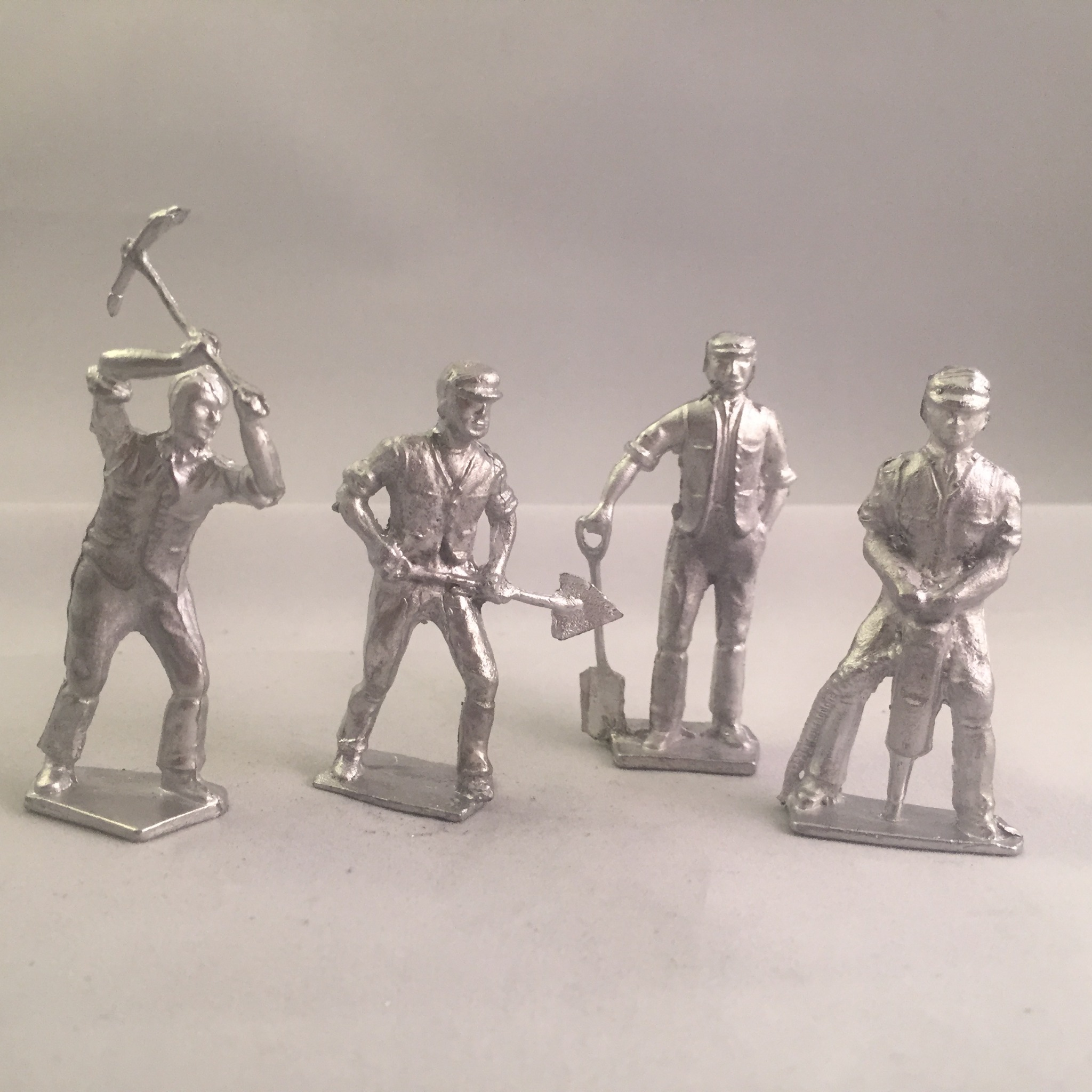 Non Military Figures and Accessories