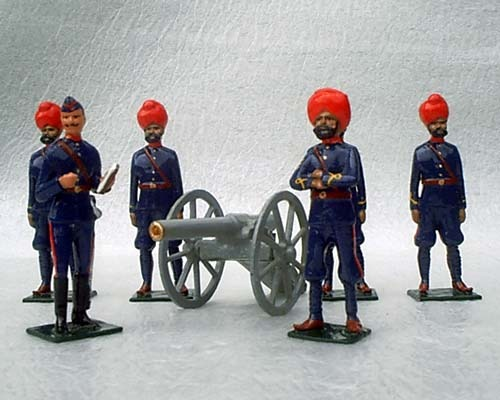 Types of the Indian Army