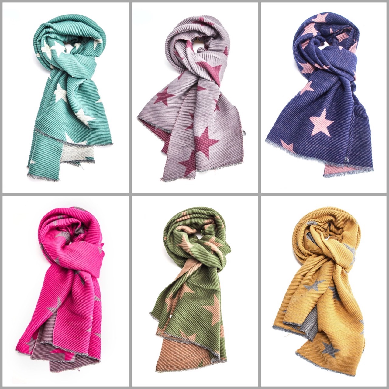 Winter Scarves & Blanket Wraps