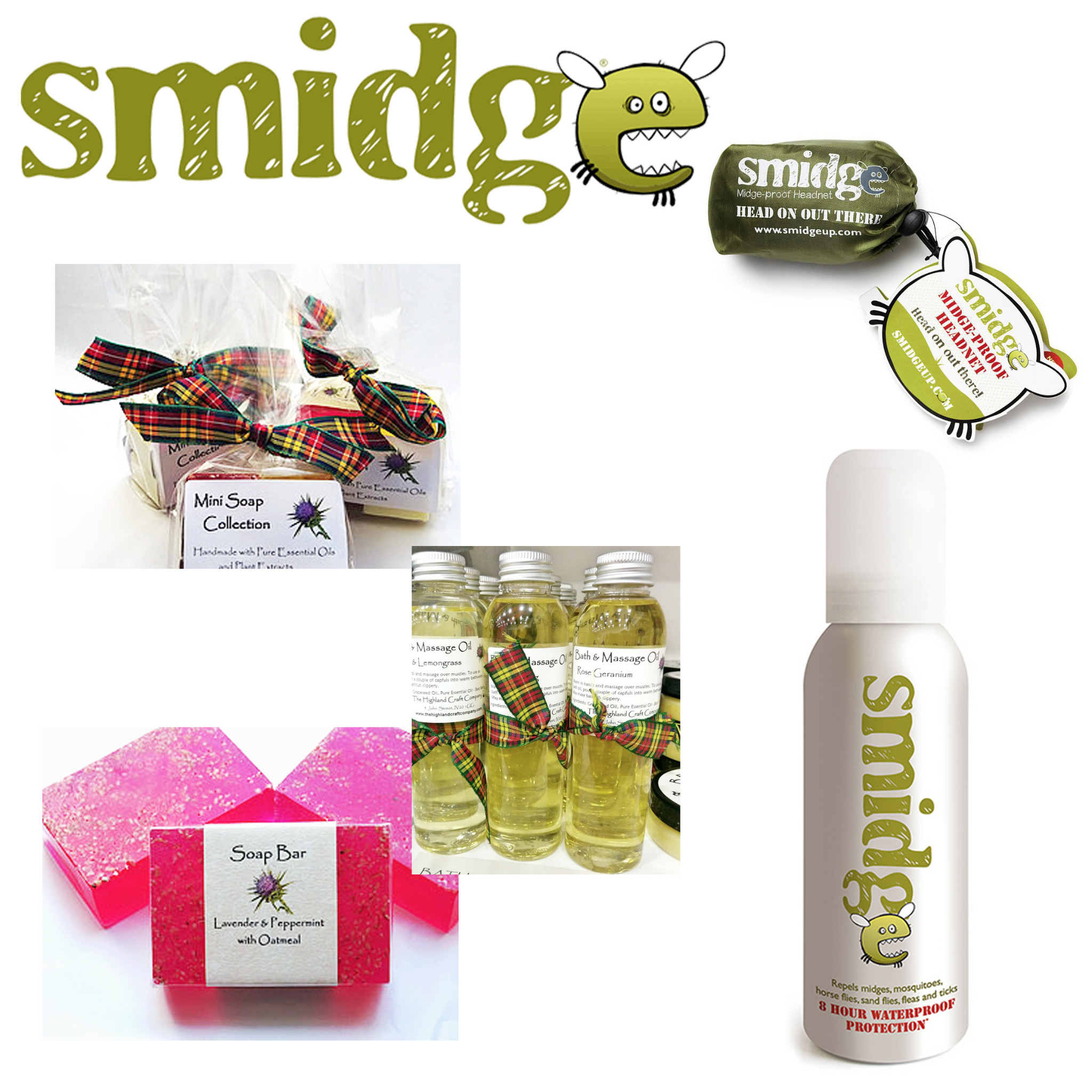 Soaps, Smellies & Anti-Midge
