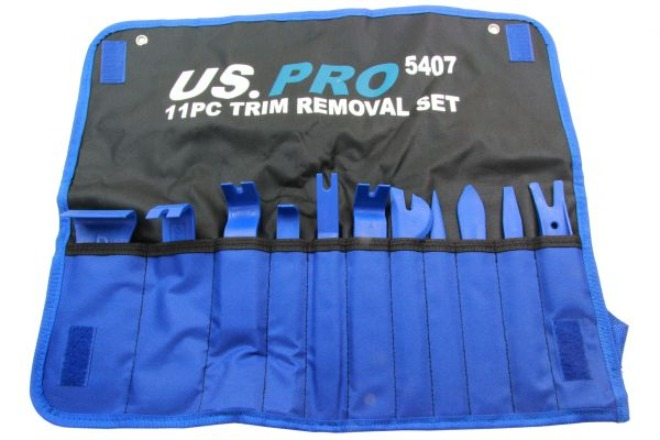 Trim Removal Sets & Vehicle Trim Clips