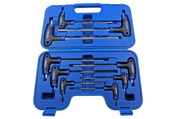 Hex Keys, Torx Keys & T-Handle Tools