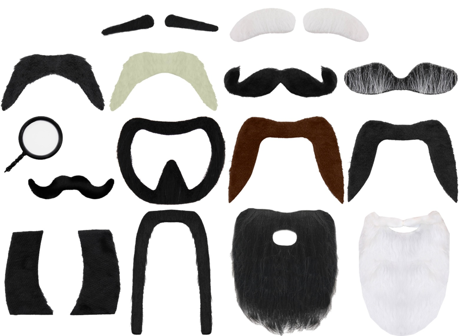 Beards & Moustaches