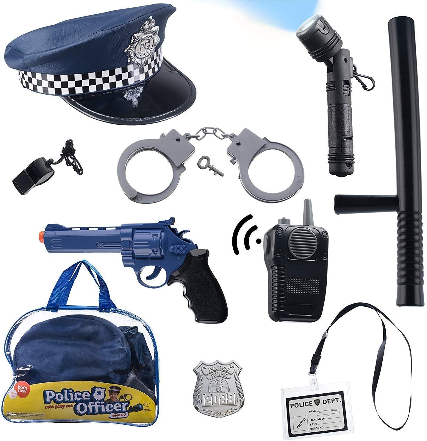Cops & Robbers Accessories