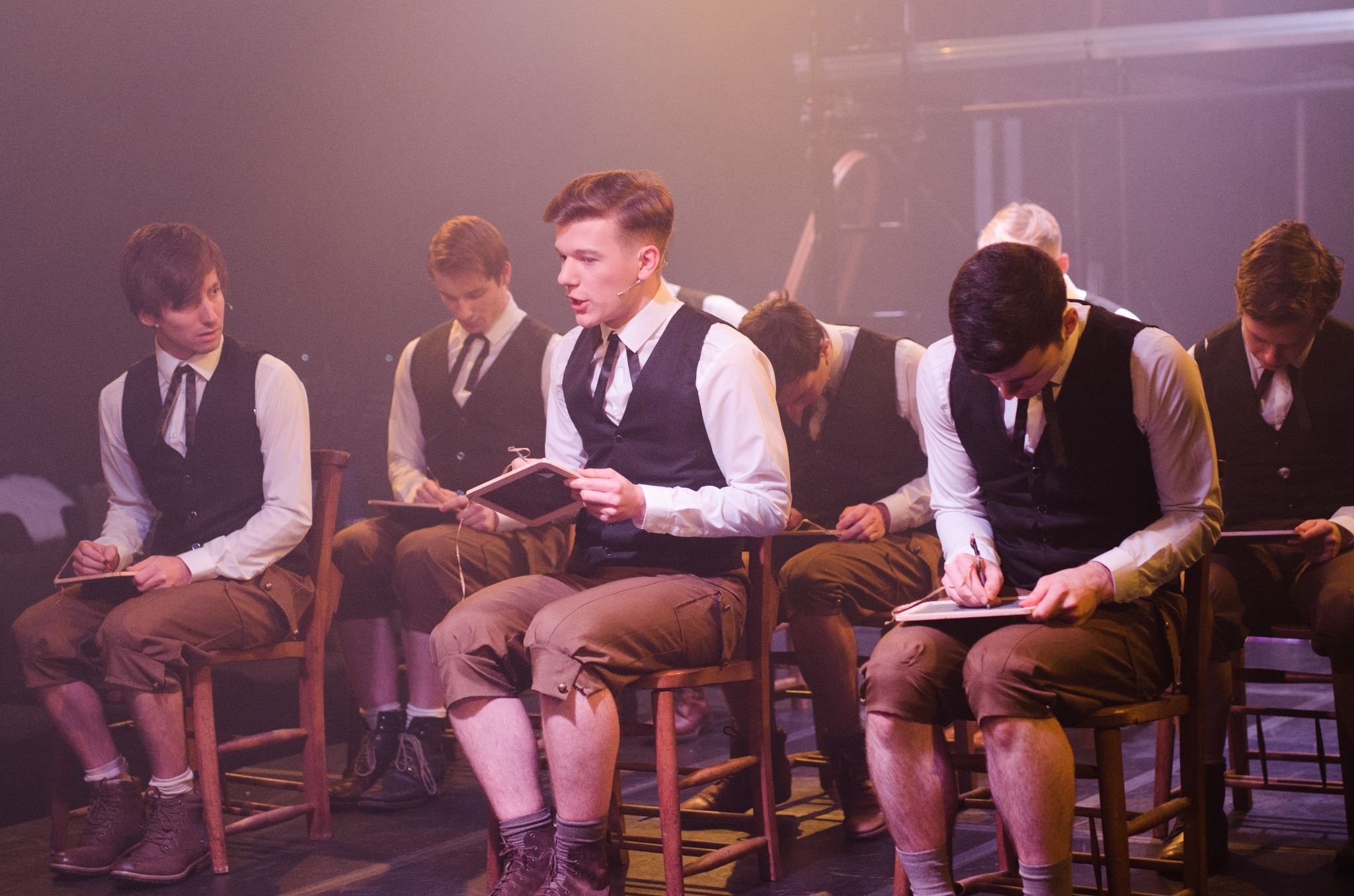 One Year Intensive in Musical Theatre - Boys
