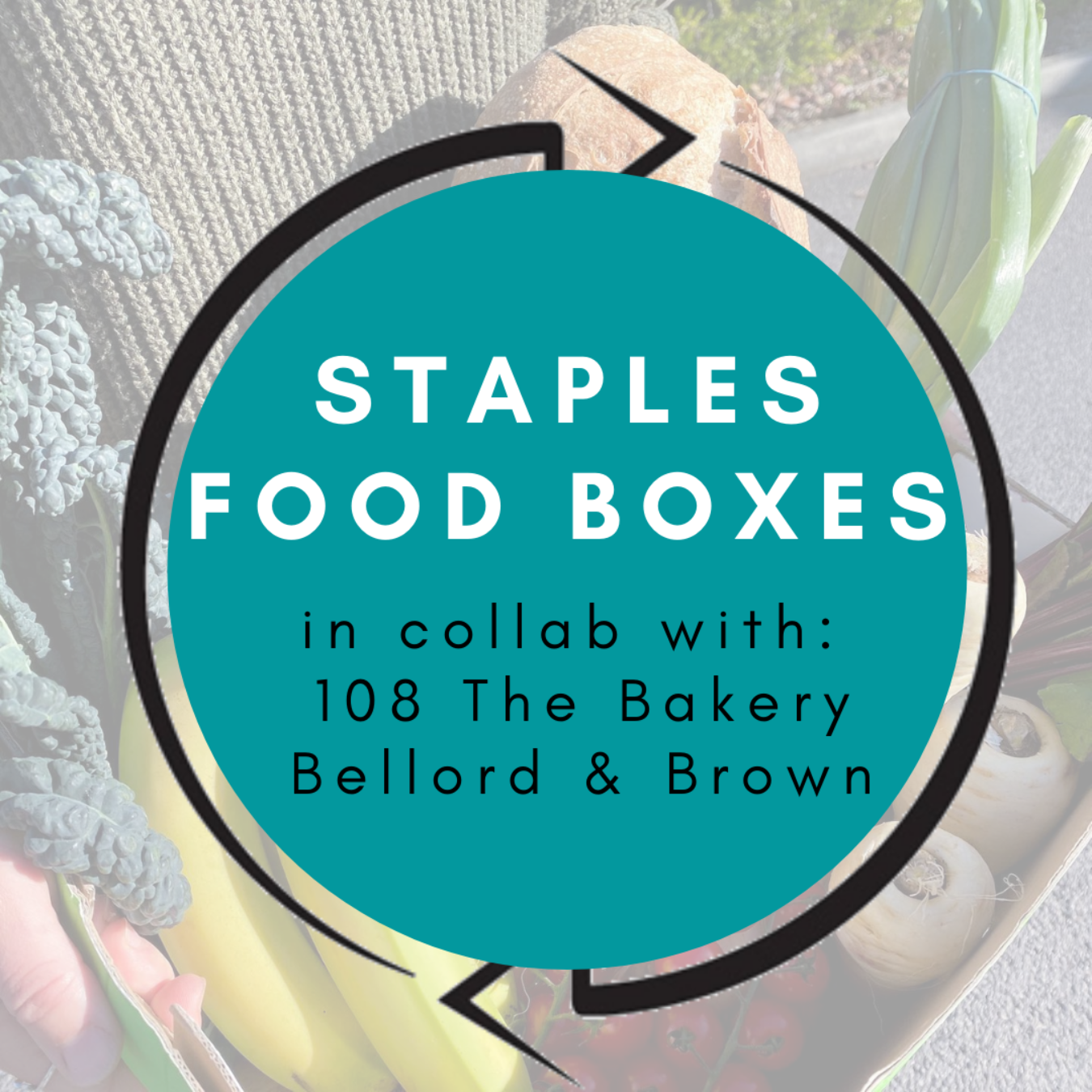 2. Staples Food Boxes