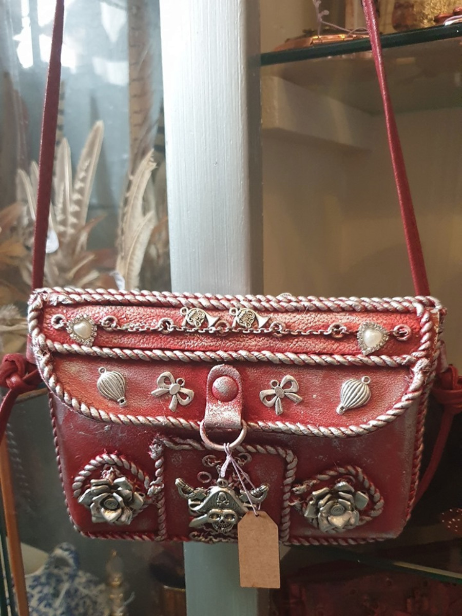Bags, Carry Cases, Belts & Scarves.