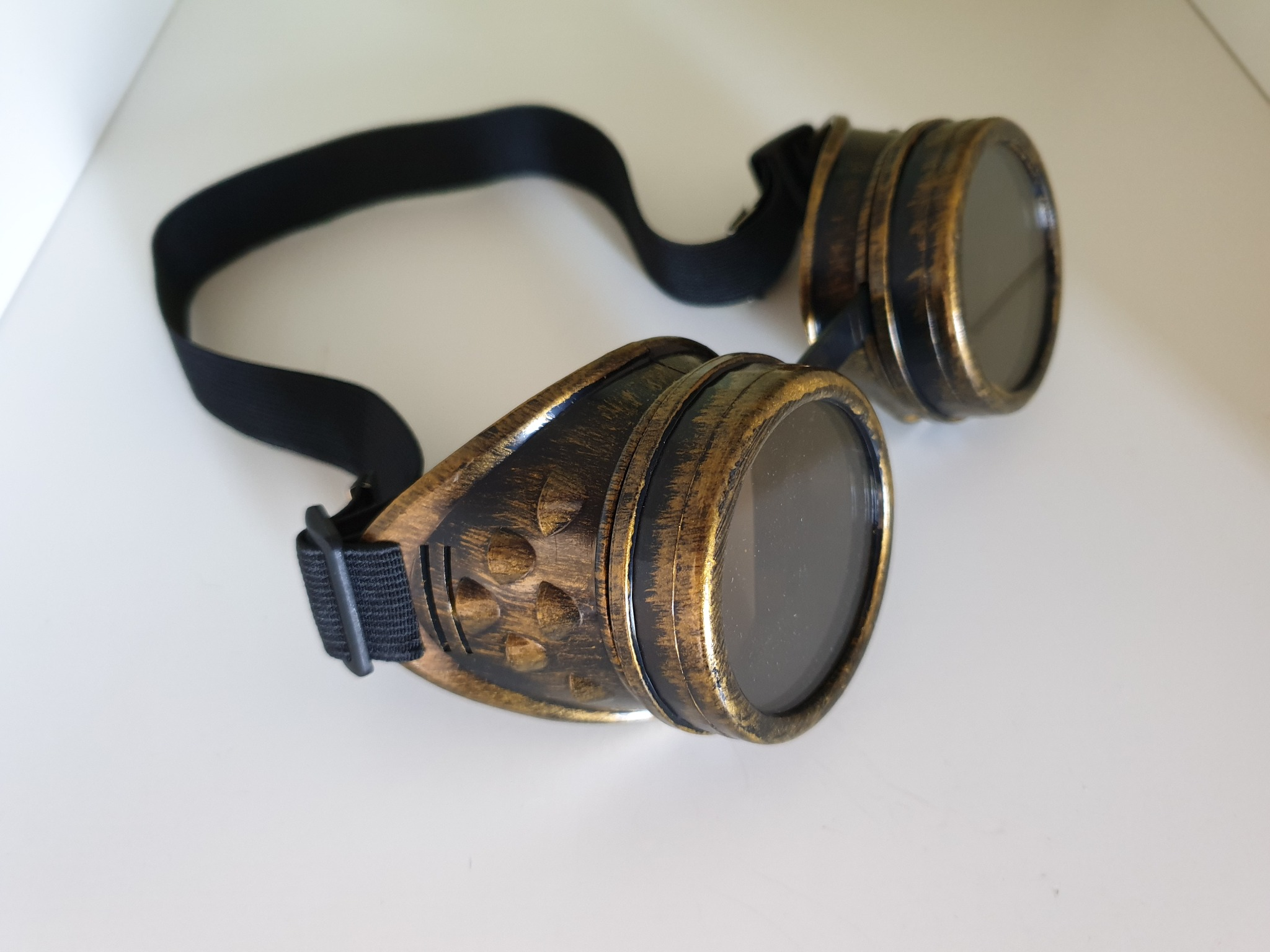 Welder Style Goggles