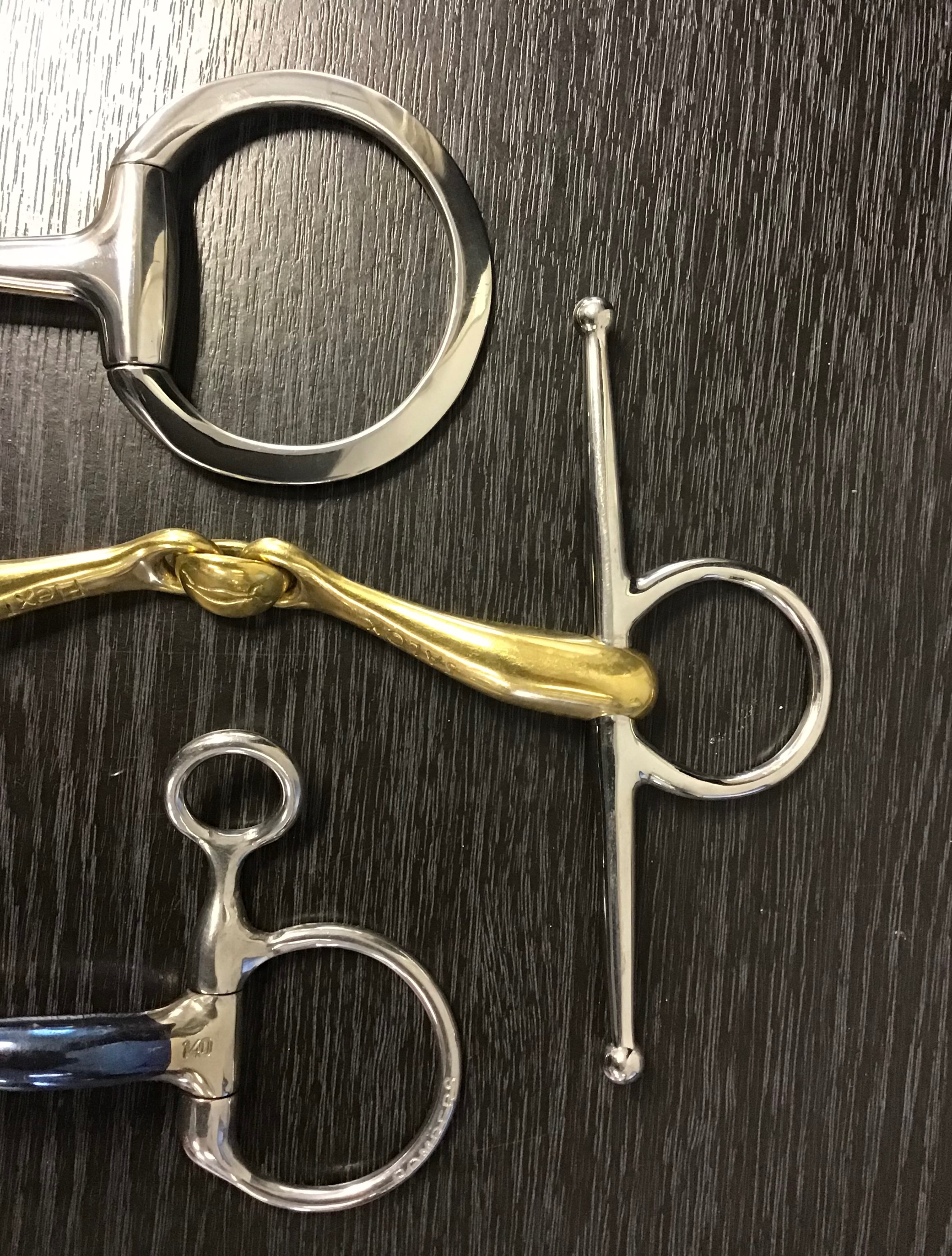 Fixed Side Snaffle