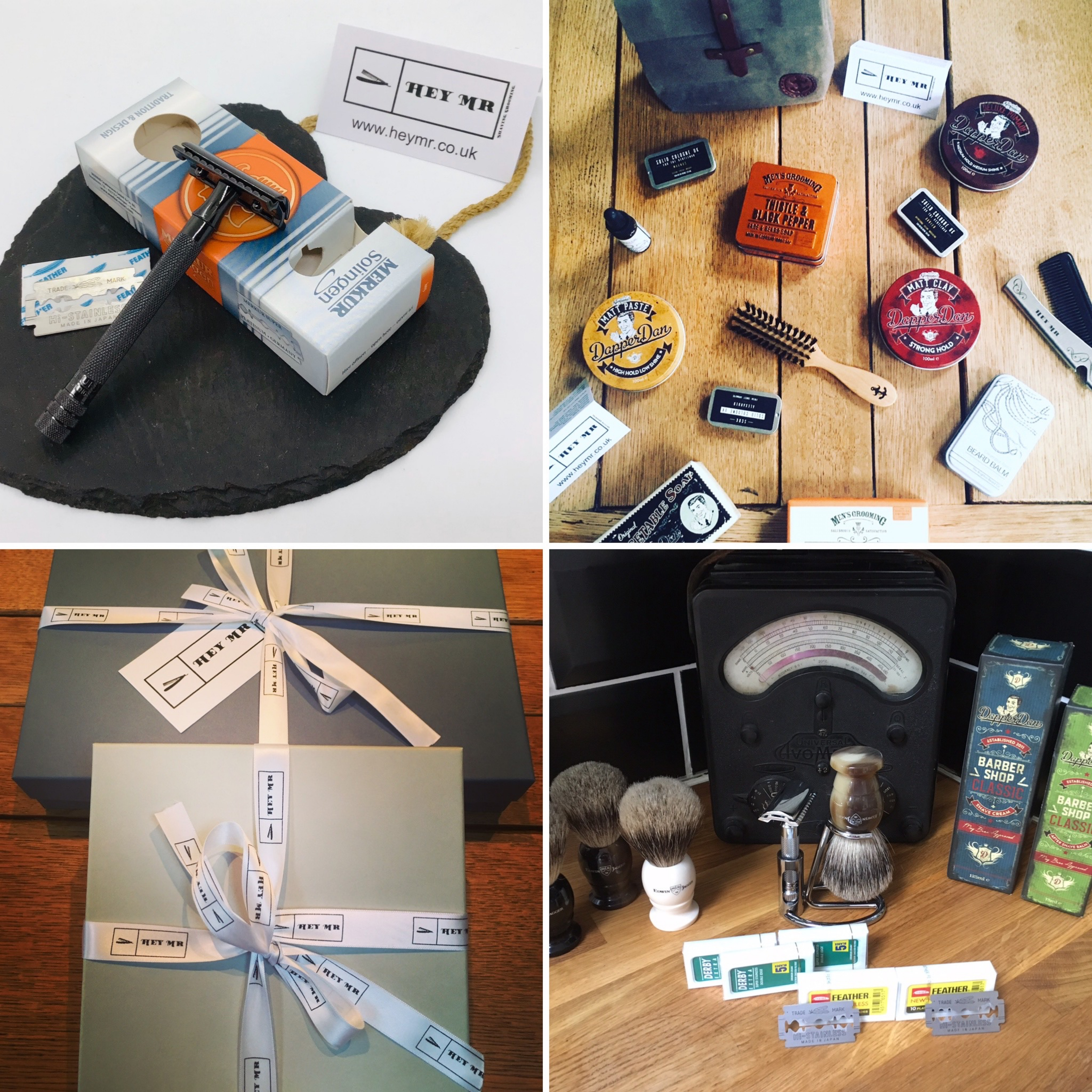 Gift boxes and ideas by Heymr