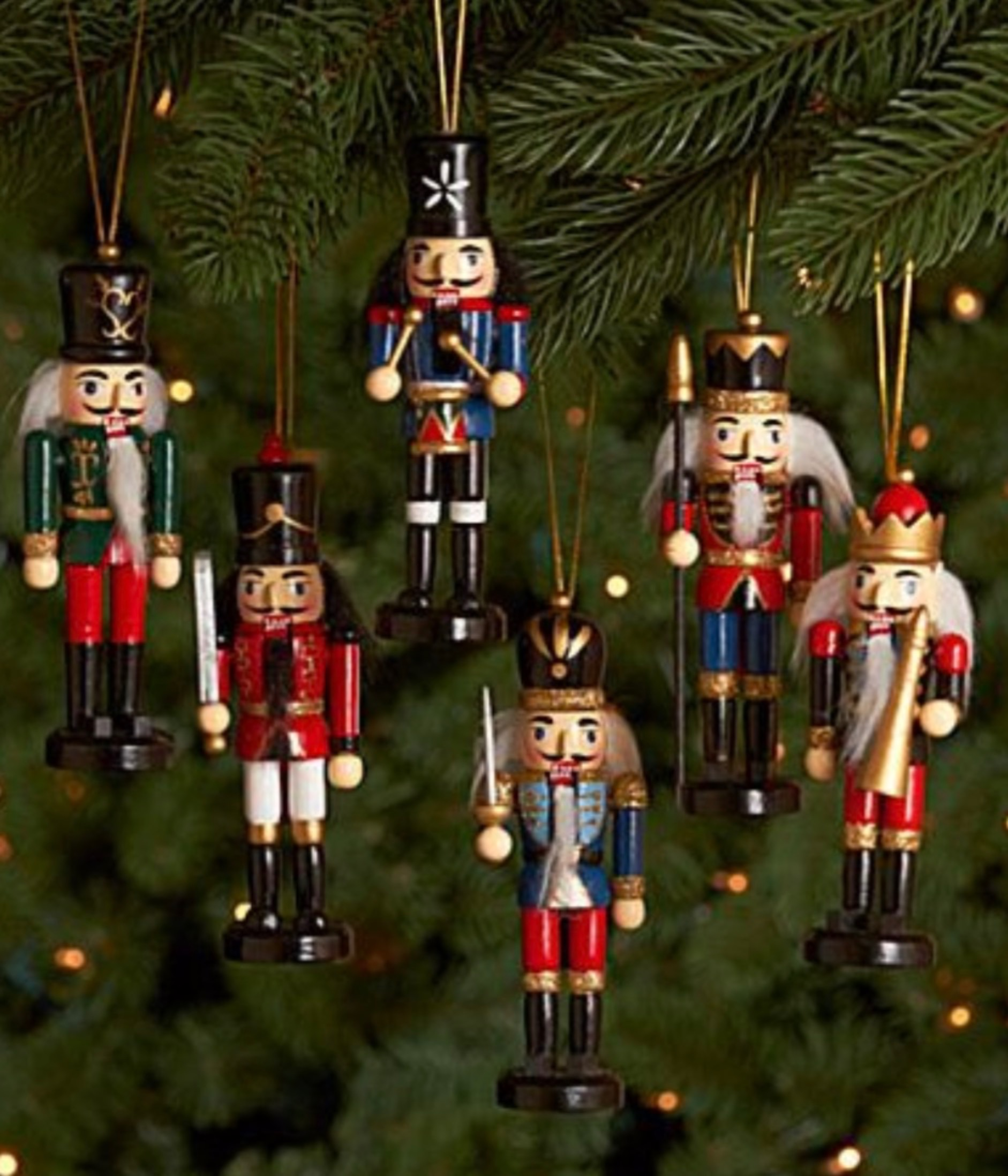Nutcrackers Galore