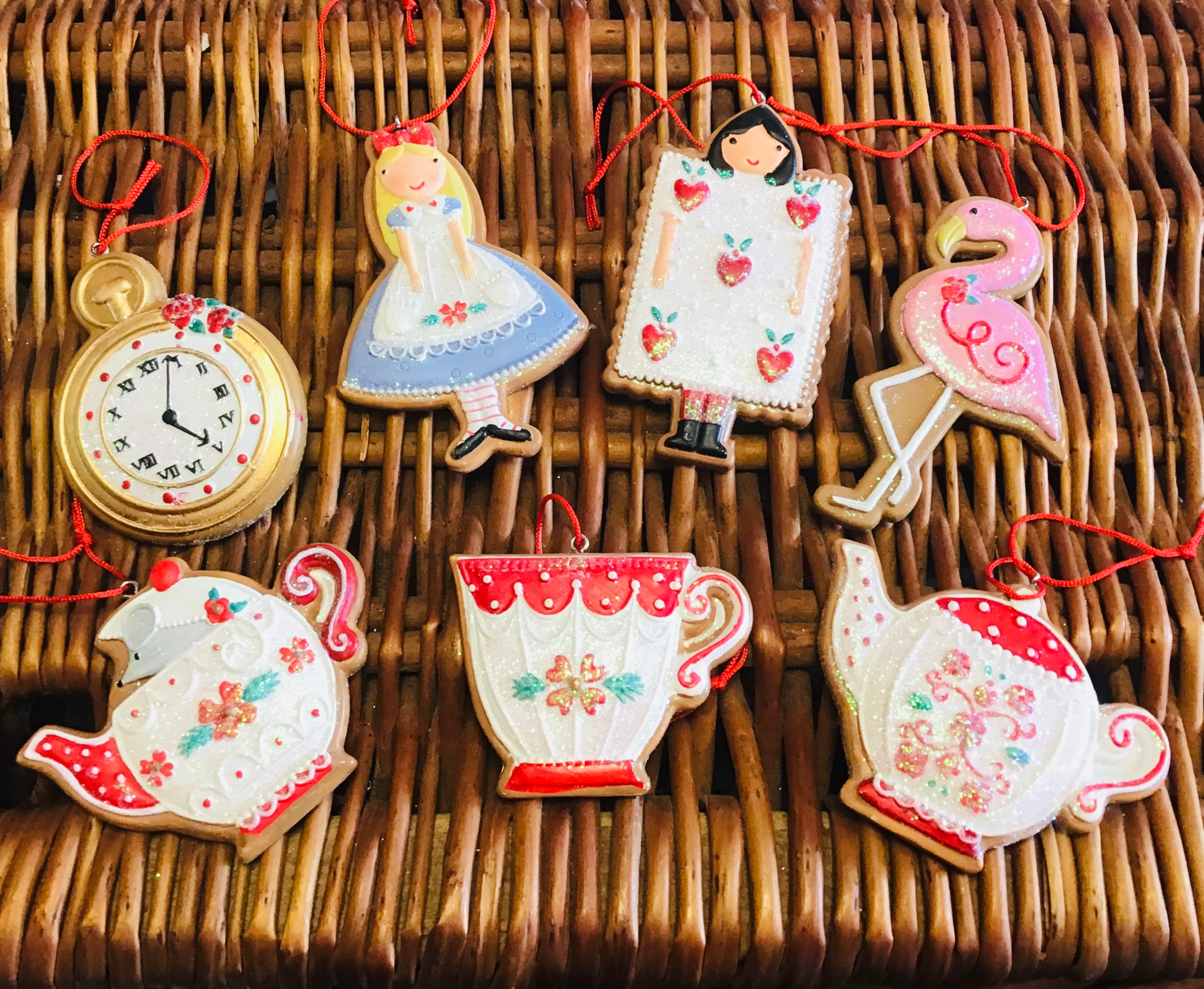 Gorgeous Gingerbreads