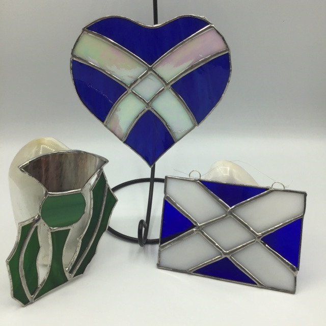 Handmade Scottish Stained Glass
