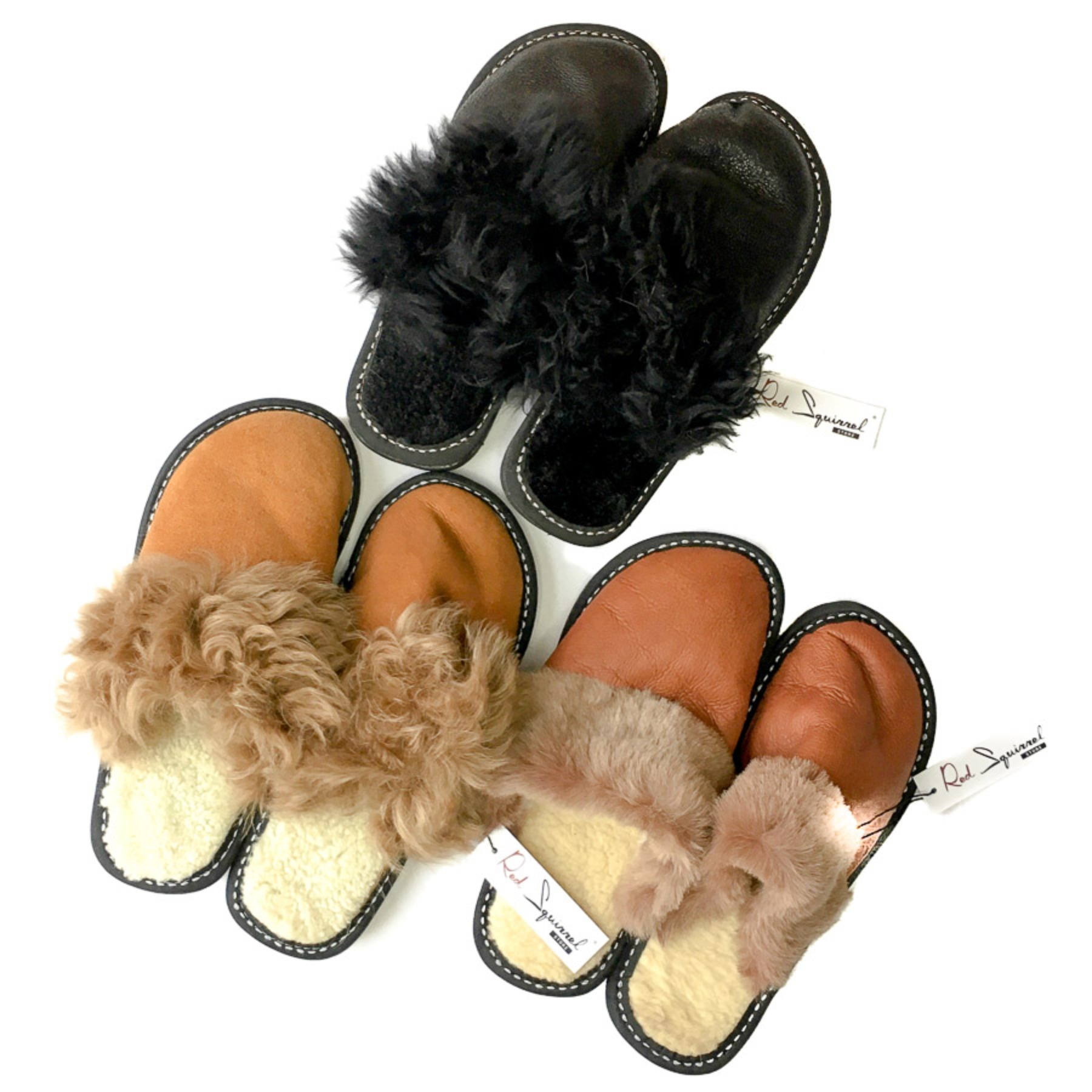 A Featured Product - Sheepskin Slippers