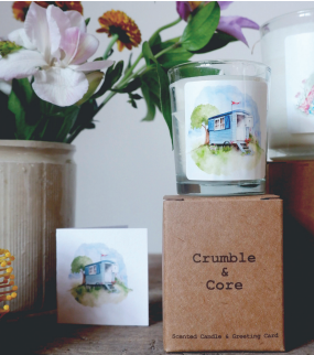 Candle & Card Sets