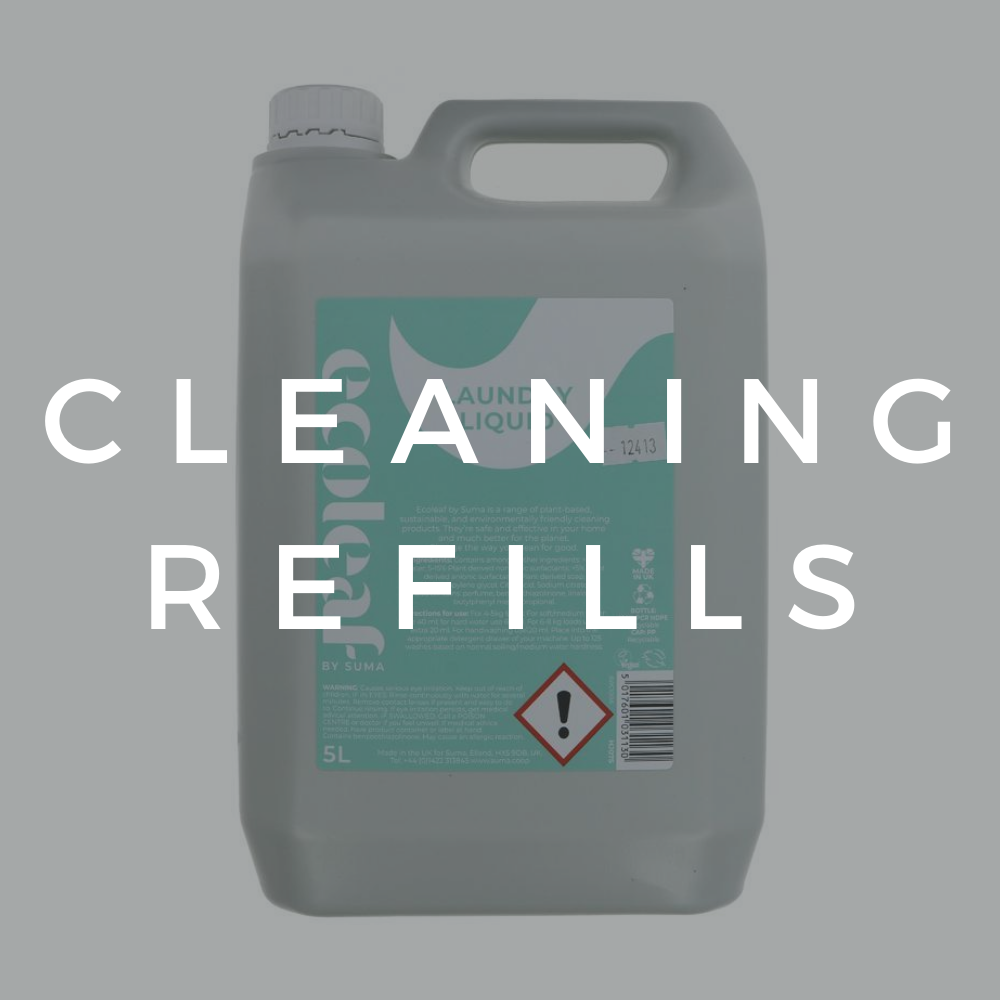 Refills - Cleaning Products