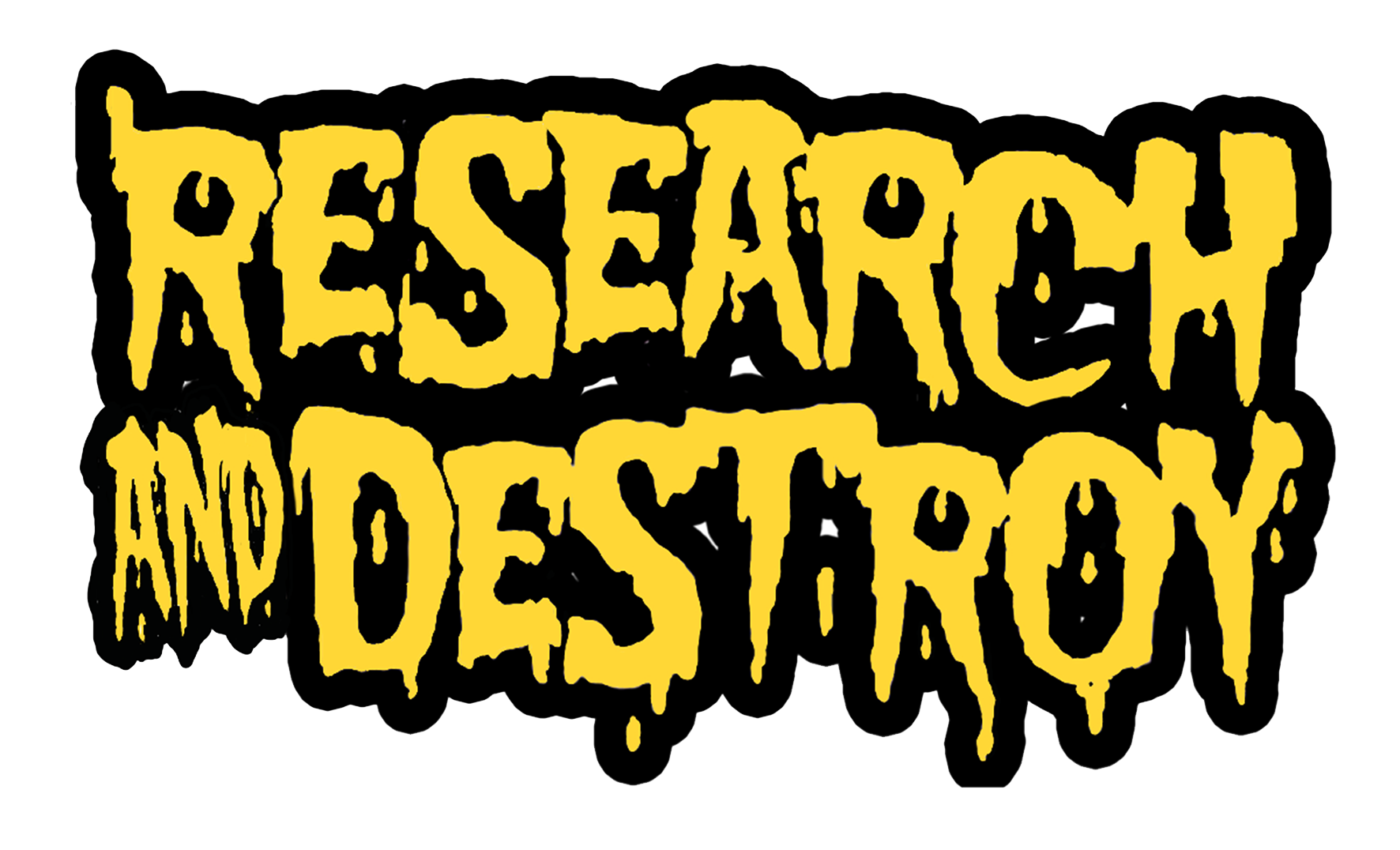 Research and Destroy