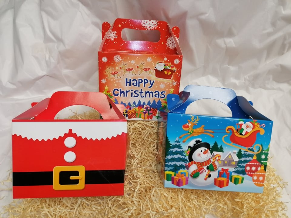 Gift Bags, boxes and hampers (empty) Gift packaging