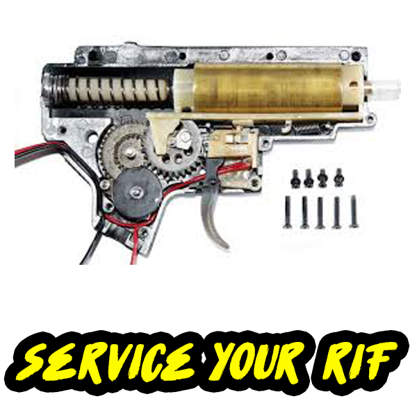 SERVICE AND MAINTENCE