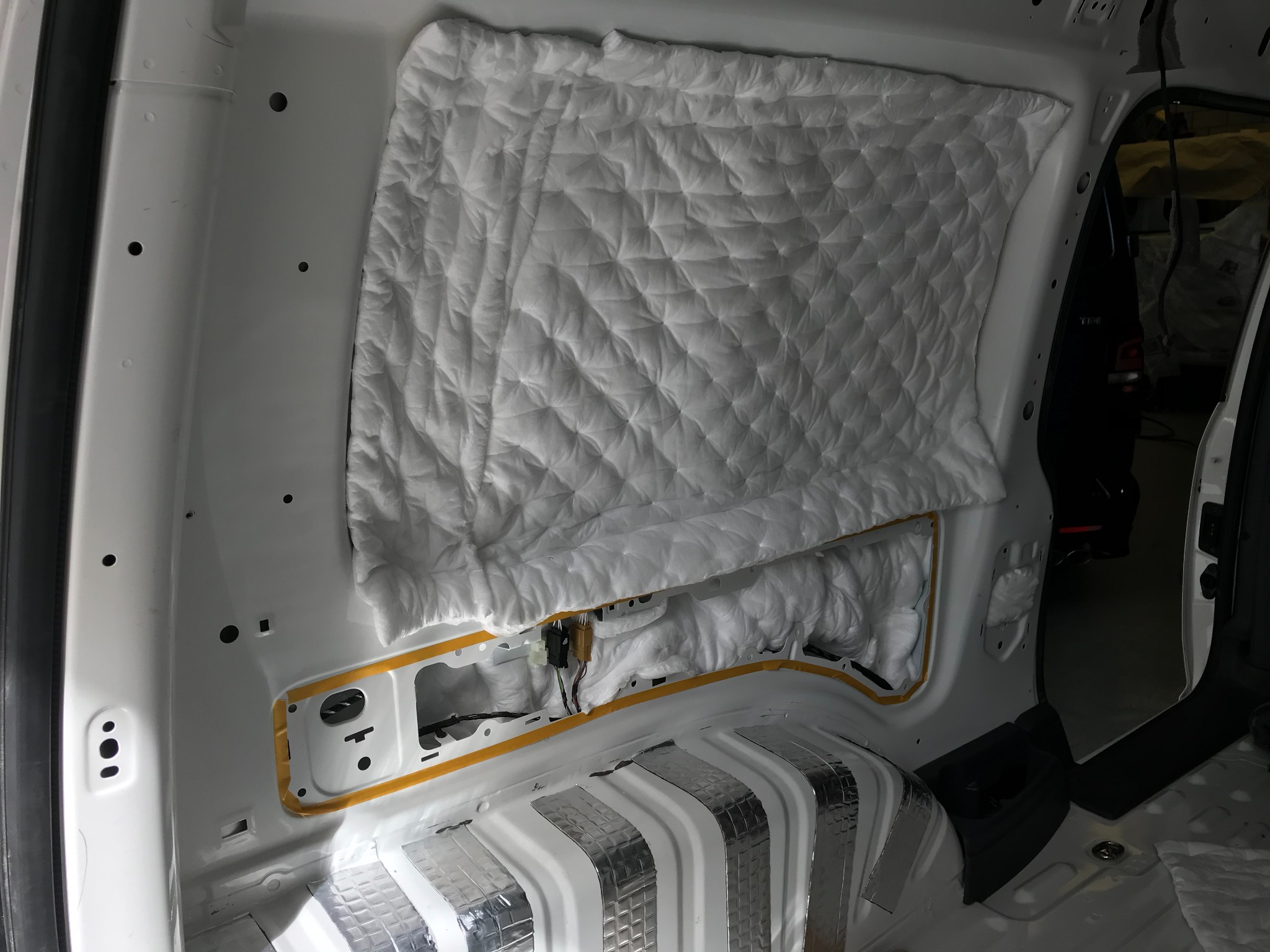 Insulation & Sound Deadening
