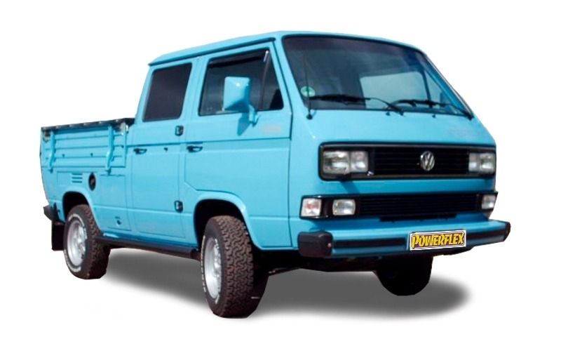 T25/T3 (1979 - 1992) Syncro