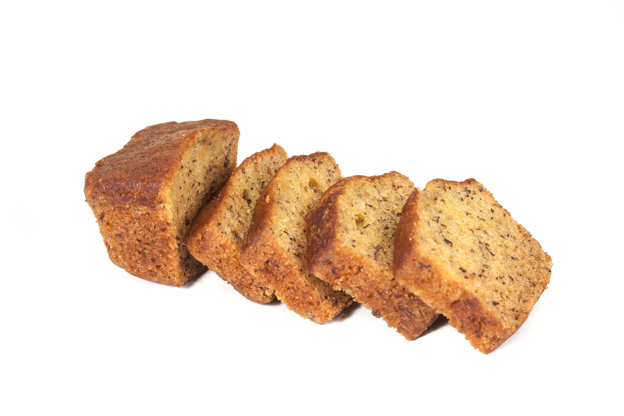 Honey Banana Breads