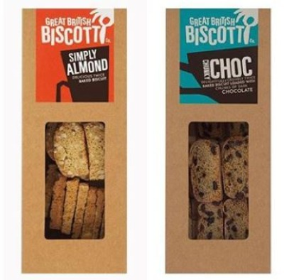 Great British Biscotti Co