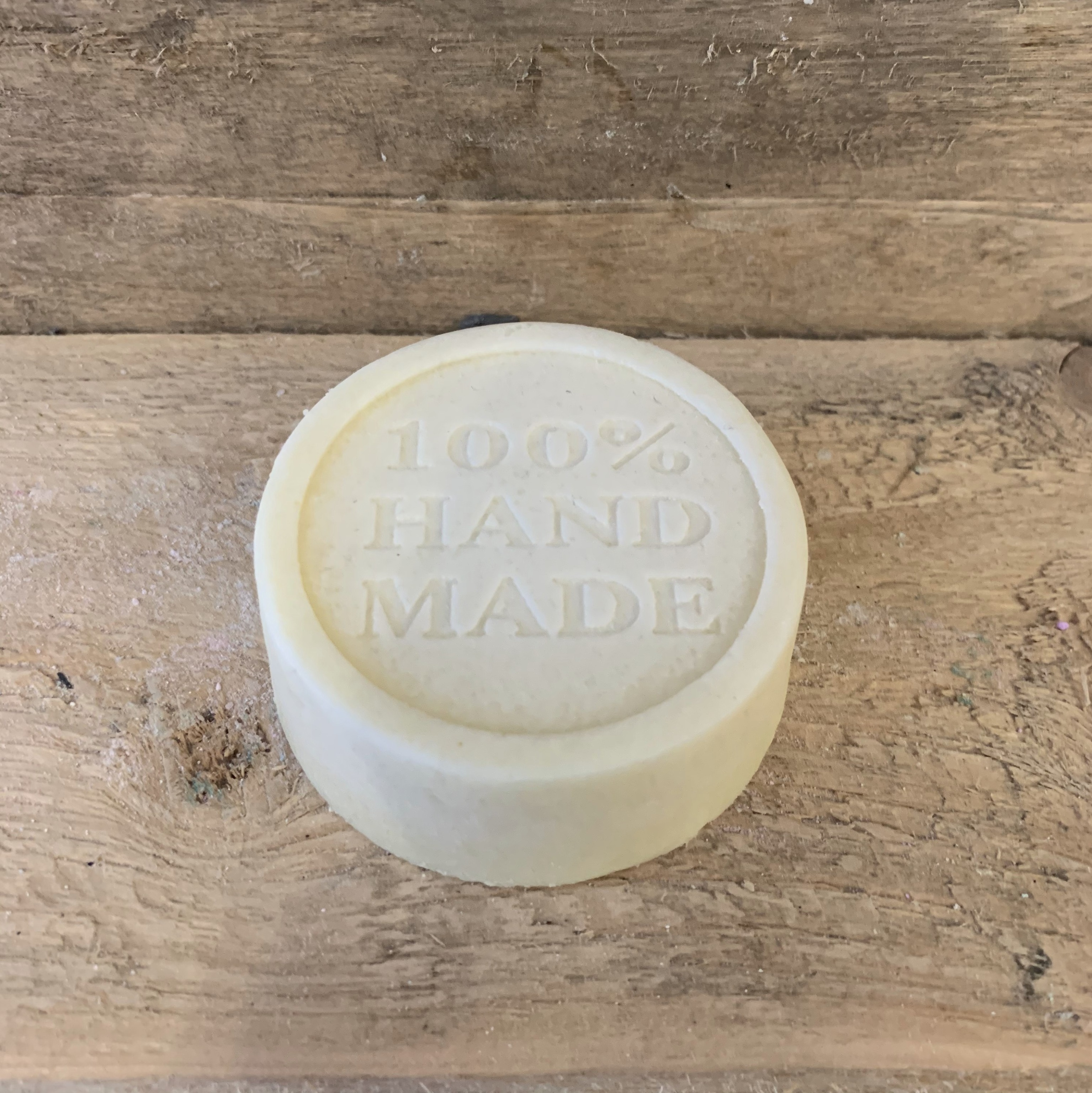 Natural Solid Body Lotion Bars