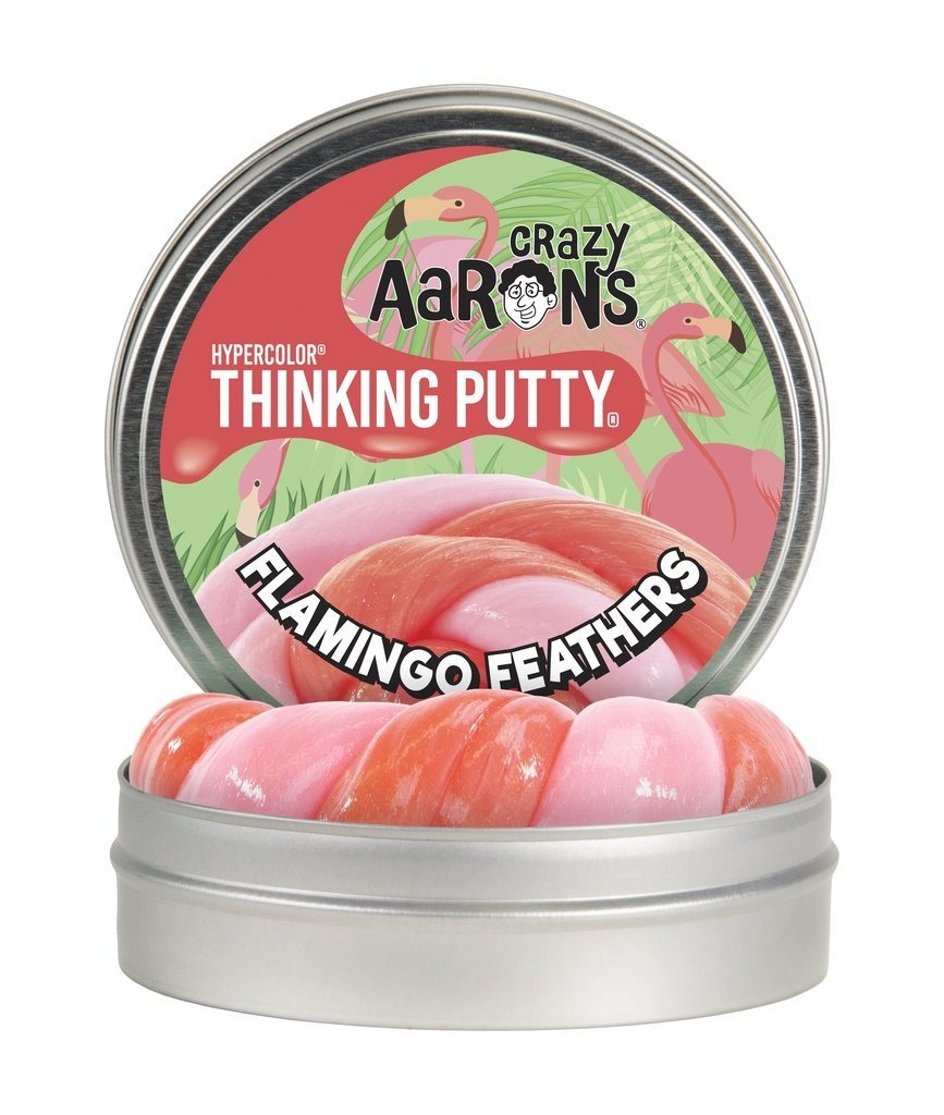 Crazy Aaron Thinking Putty